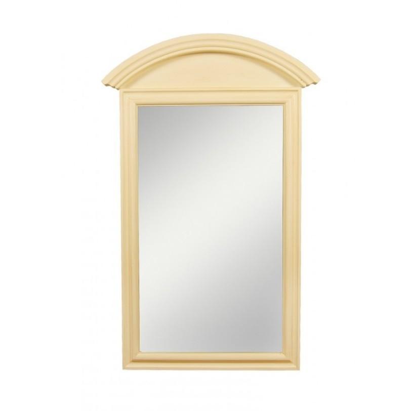 Зеркало LeontinaНастенные зеркала<br>&amp;quot;Leontina&amp;quot; ? зеркало, которое послужит &amp;quot;порталом&amp;quot; в романтичный мир Прованса. По форме напоминающее винтажное окно, сквозь свое стекло оно позволит вам разглядеть все очарование легкомысленного и нежного французского дизайна. От его утонченности не будут отвлекать внимание ни нейтральный бежевый цвет, ни плавность простых пропорций. В изяществе сдержанной отделки лишь отразится элегантность этого стиля, который понравится мечтательным особам.&amp;lt;div&amp;gt;&amp;lt;br&amp;gt;&amp;lt;/div&amp;gt;&amp;lt;div&amp;gt;Вес: 8 кг.&amp;lt;/div&amp;gt;<br><br>Material: Береза<br>Ширина см: 67<br>Высота см: 104<br>Глубина см: 4