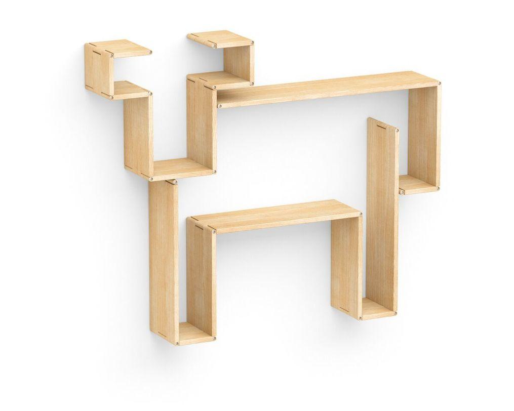 Полка Flex shelf. Set 116Полки<br>&amp;quot;Flex shelf. Set 116&amp;quot; ? полка весьма необычной формы, которая может быть собрана в любой конфигурации. Представленная в различных цветовых вариантах, она прекрасно впишется в современные эклектичные интерьеры.&amp;amp;nbsp;Интересный&amp;amp;nbsp;вид этой полки особенно&amp;amp;nbsp;понравится тем, кто любит свободу самовыражения и не ограничивает себя рамками предрассудков.&amp;lt;br&amp;gt;&amp;lt;div&amp;gt;&amp;lt;span style=&amp;quot;line-height: 33.3333320617676px;&amp;quot;&amp;gt;&amp;lt;br&amp;gt;&amp;lt;/span&amp;gt;&amp;lt;/div&amp;gt;&amp;lt;div&amp;gt;&amp;lt;br&amp;gt;&amp;lt;/div&amp;gt;<br><br>Material: Ясень<br>Length см: 134<br>Width см: None<br>Depth см: 22<br>Height см: 109<br>Diameter см: None
