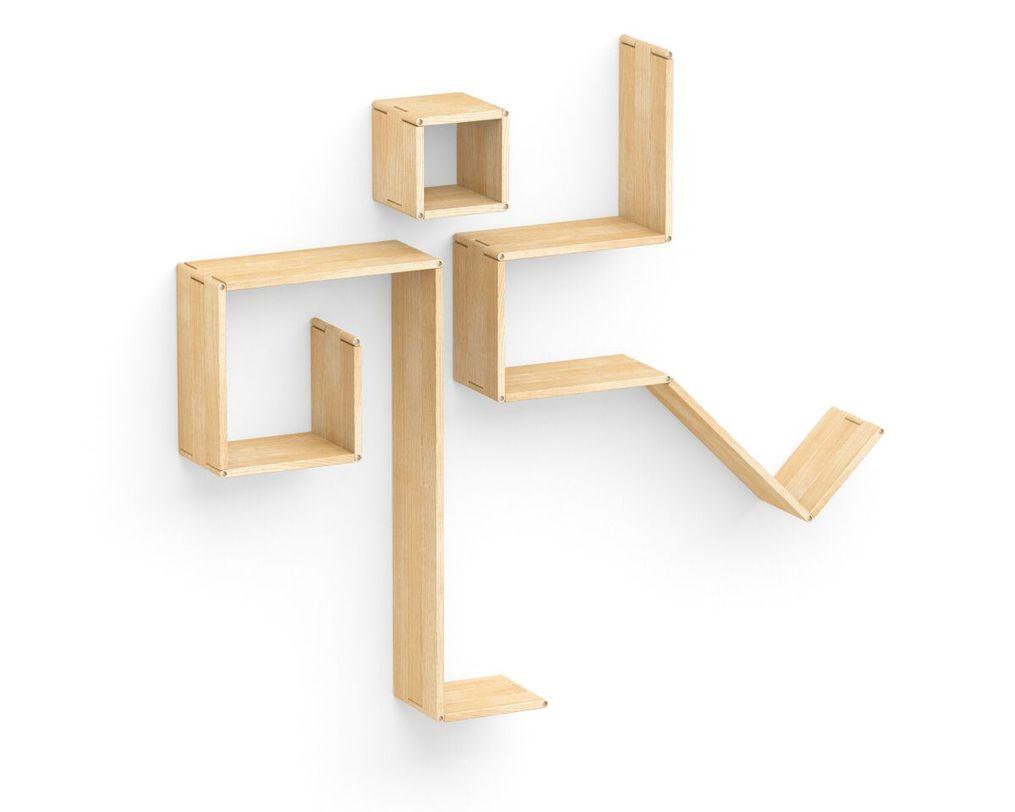 Полка Flex shelf. Set 117Полки<br>&amp;quot;Flex shelf. Set 117&amp;quot; ? система хранения, в которой прослеживаются мотивы древней наскальной живописи. Выполненная в форме забавных человечков, она превосходно будет смотреться в детской. Такая полка, способная легко трансформироваться в другой рисунок, будет радовать вашего ребенка и поднимать ему настроение.&amp;lt;div&amp;gt;&amp;lt;br&amp;gt;&amp;lt;div&amp;gt;&amp;lt;br&amp;gt;&amp;lt;/div&amp;gt;&amp;lt;/div&amp;gt;<br><br>Material: Ясень<br>Ширина см: 147.0<br>Высота см: 142.0<br>Глубина см: 22.0
