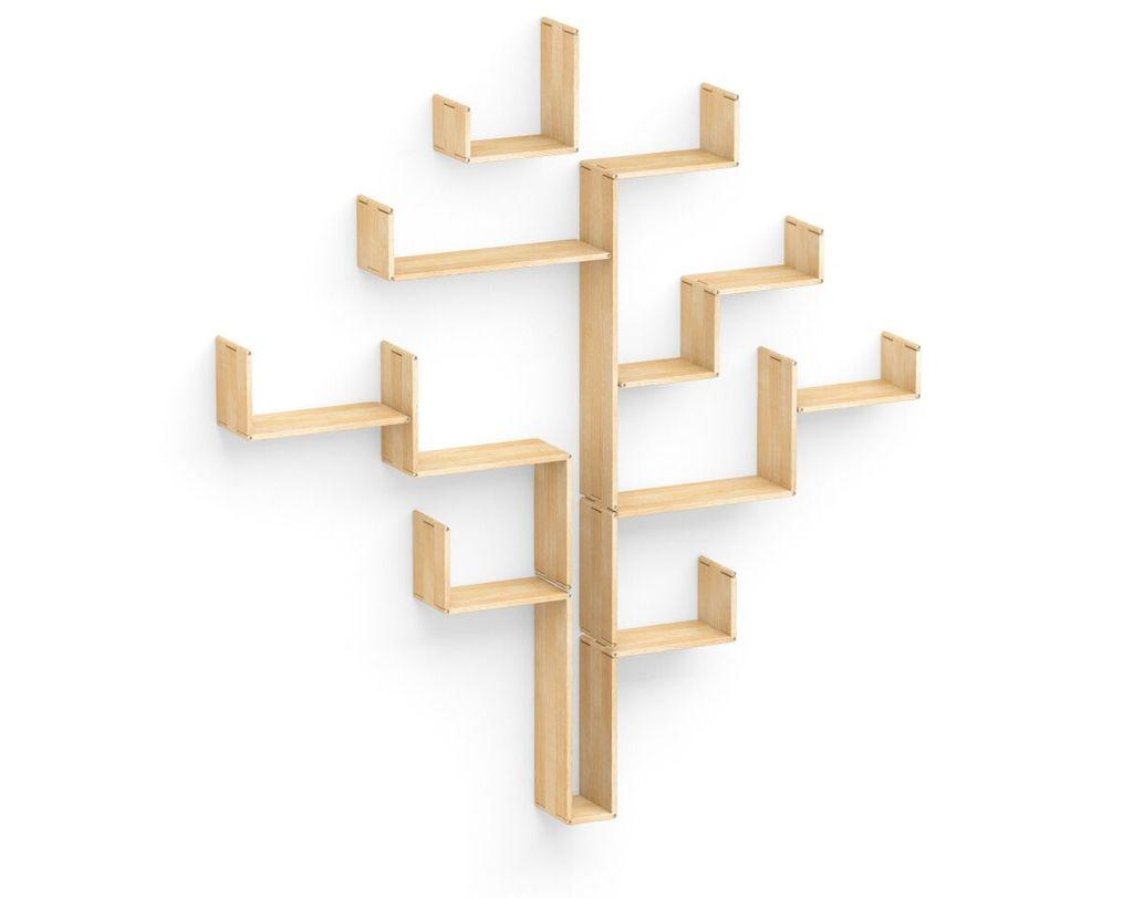 Полка Flex shelf. Set 121Полки<br>&amp;lt;div&amp;gt;Украсьте свои апартаменты необычным деревом&amp;amp;nbsp;&amp;quot;Flex shelf. Set 121&amp;quot;. Яркое и привлекающее внимание, оно будет служить не только интересным декором стен, но и подарит дополнительное пространство для хранения. Благодаря такому &amp;quot;дереву&amp;quot; у вас появится возможность компактного размещения книг, журналов, ваз, статуэток и других безделушек, имеющихся у вас дома.&amp;lt;/div&amp;gt;&amp;lt;div&amp;gt;&amp;lt;span style=&amp;quot;line-height: 33.3333320617676px;&amp;quot;&amp;gt;&amp;lt;br&amp;gt;&amp;lt;/span&amp;gt;&amp;lt;/div&amp;gt;&amp;lt;div&amp;gt;&amp;lt;br&amp;gt;&amp;lt;/div&amp;gt;<br><br>Material: Ясень<br>Высота см: 240<br>Глубина см: 22