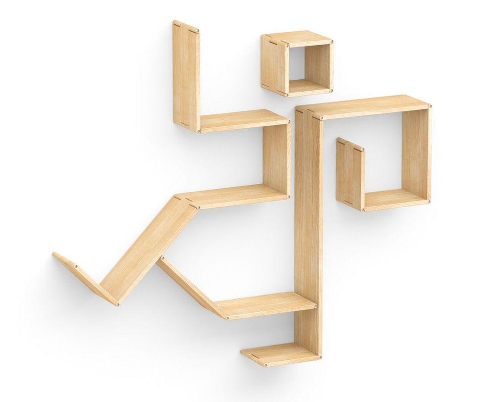 Полка Flex shelf. Set 128Полки<br>&amp;lt;div&amp;gt;&amp;quot;Flex shelf. Set 128&amp;quot; ? система хранения, в которой прослеживаются мотивы древней наскальной живописи. Выполненная в форме забавных человечков, она превосходно будет смотреться в детской. Такая полка, способная легко трансформироваться в другой рисунок, будет радовать вашего ребенка и поднимать ему настроение.&amp;lt;/div&amp;gt;&amp;lt;div&amp;gt;&amp;lt;span style=&amp;quot;line-height: 33.3333320617676px;&amp;quot;&amp;gt;&amp;lt;br&amp;gt;&amp;lt;/span&amp;gt;&amp;lt;/div&amp;gt;&amp;lt;div&amp;gt;&amp;lt;br&amp;gt;&amp;lt;/div&amp;gt;<br><br>Material: Ясень<br>Length см: None<br>Width см: 141<br>Depth см: 22<br>Height см: 44<br>Diameter см: None