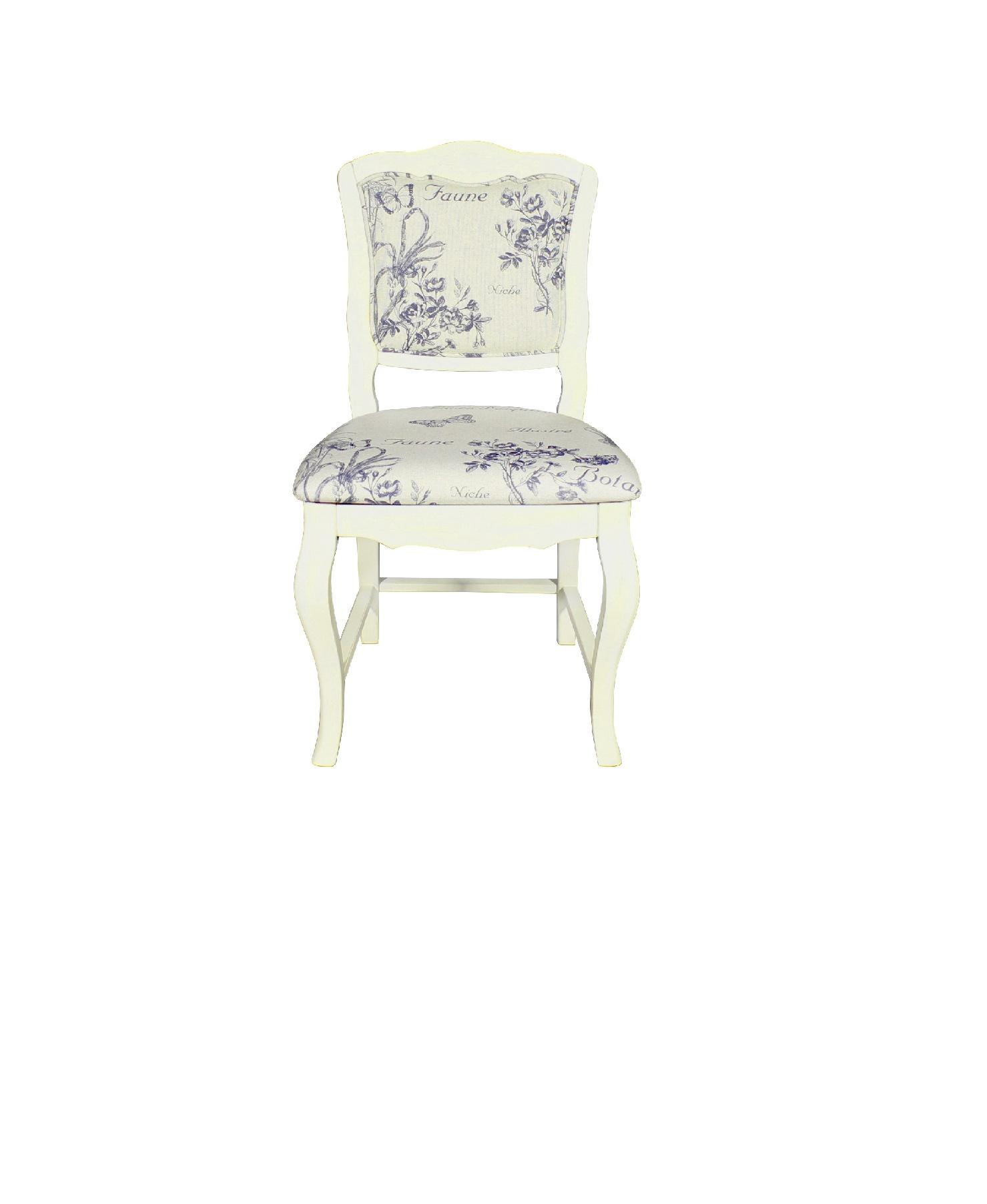 Стул Blanc bonbonОбеденные стулья<br>Стиль прованс является одним из лучших для оформления столовой. Воссоздать его в своей квартире можно с помощью стульев &amp;quot;Blanc Bonbon&amp;quot;. Удивительно элегантные, они будут дарить обеденной зоне тепло домашнего уюта. Благодаря такой мебели находиться в комнате будет очень приятно, из-за чего столовая сможет стать любимым местом сбора всей семьи.&amp;amp;nbsp;&amp;lt;div&amp;gt;&amp;lt;br&amp;gt;&amp;lt;/div&amp;gt;&amp;lt;div&amp;gt;Материал: массив березы, полиэстер&amp;lt;/div&amp;gt;<br><br>Material: Текстиль<br>Length см: 46<br>Width см: 46<br>Height см: 91