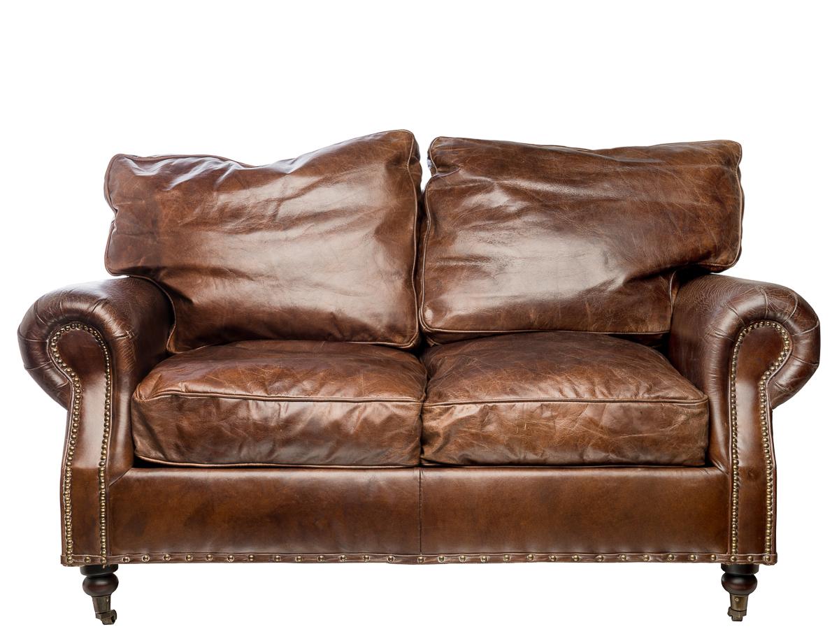 Диван MaxwellДвухместные диваны<br>&amp;lt;div&amp;gt;Так сочетать чопорную классику с вызовом обществу могут только англичане. Этот диван в британском стиле &amp;amp;nbsp;? &amp;amp;nbsp;тому не исключение. С одной стороны &amp;amp;nbsp;? &amp;amp;nbsp;строгие очертания, дорогая кожа и традиционная отделка мебельными гвоздями.С другой &amp;amp;nbsp;? &amp;amp;nbsp;необыкновенные &amp;quot;помятые&amp;quot; подушки, пышные и мягкие, украшающие спинку и сиденье.&amp;lt;/div&amp;gt;<br><br>Material: Кожа<br>Length см: 148<br>Depth см: 90<br>Height см: 90