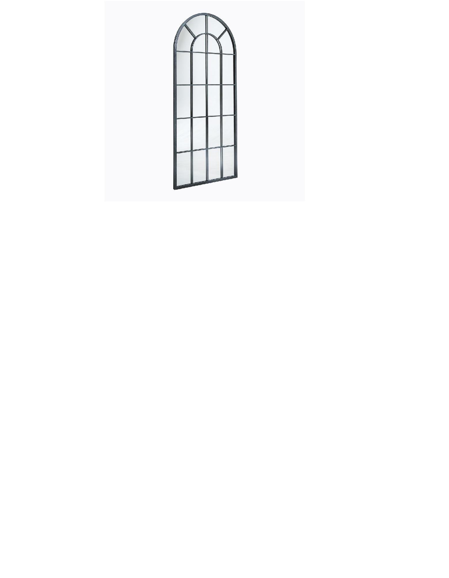 Настенное зеркало «Оранжери» (черный антик)Настенные зеркала<br>В солнечный день зеркало «Оранжери»  античного черного цвета отражает от своей поверхности яркие лучи солнца, разливающиеся по всему помещению. Оно создает ощущение, будто комната полна окон, ведущих в сказку. Это зеркало - идеальный вариант, чтобы повесить его в простенке между окнами, увеличив  пространство дома. Зеркало «Оранжери»  прекрасно впишется и в загородный ландшафт! Для Вашего удобства предусмотрено крепление, позволяющее легко разместить зеркало в любых интерьерах.&amp;amp;nbsp;&amp;lt;div&amp;gt;Размер: 140?65?4 см.&amp;lt;/div&amp;gt;&amp;lt;div&amp;gt;Вес: 11 кг&amp;amp;nbsp;&amp;lt;/div&amp;gt;&amp;lt;div&amp;gt;Материал: зеркало, металл&amp;lt;/div&amp;gt;<br><br>Material: Металл<br>Width см: 65<br>Depth см: 4<br>Height см: 140