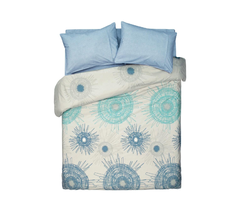 """Комплект постельного белья """"Atomic blue"""""""
