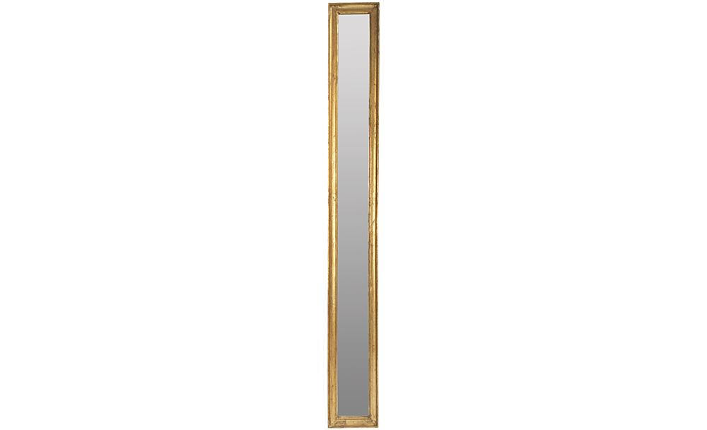 Зеркало IndiscretНастенные зеркала<br>&amp;quot;Indiscret&amp;quot; ? утонченное и изящное зеркало в раме из натурального дерева. Его великолепный, полный элегантности облик понравится любителям гламура, например того же стиля бохо-шик. Оно отлично подходит для создания большой зеркальной композиции — как обрамляющий элемент.<br><br>Material: Дерево<br>Length см: 205<br>Width см: 26<br>Depth см: 6