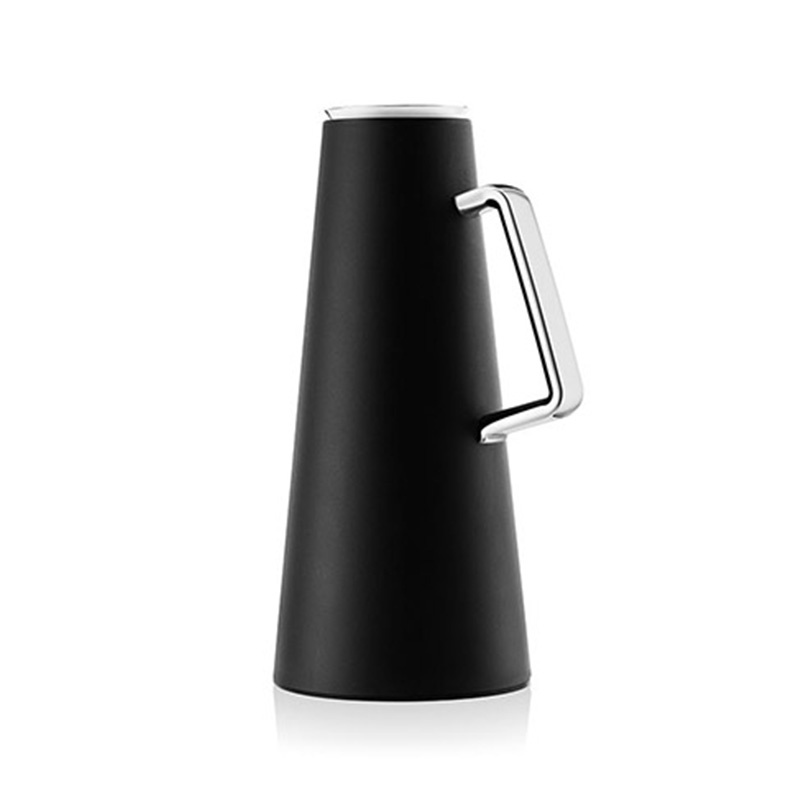 Термос с индикатором температурыЕмкости для хранения<br>&amp;lt;span style=&amp;quot;line-height: 27.7777786254883px;&amp;quot;&amp;gt;Хотите наслаждаться собственноручно сваренным кофе где-то вне дома? Нет проблем! Благодаря табло на крышке термоса вы всегда сможете определить температуру содержимого, а специальное горлышко не позволит ни одной капле пролиться мимо чашки. Плавные линии корпуса, матовый пластик и хромированная ручка - не просто термос, а воплощение элегантности! Внутри сменная стеклянная колба объёмом 1 литр.&amp;lt;/span&amp;gt;&amp;lt;div&amp;gt;&amp;lt;span style=&amp;quot;line-height: 27.7777786254883px;&amp;quot;&amp;gt;&amp;lt;br&amp;gt;&amp;lt;/span&amp;gt;&amp;lt;div style=&amp;quot;line-height: 27.7777786254883px;&amp;quot;&amp;gt;Материал:&amp;amp;nbsp;пластик, силикон,боросиликатное стекло&amp;lt;/div&amp;gt;&amp;lt;/div&amp;gt;<br><br>Material: Пластик<br>Length см: 18<br>Width см: 14<br>Height см: 30,8