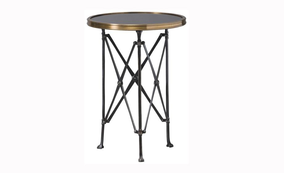Столик MontaigneПриставные столики<br>Основание столика &amp;quot;Montaigne&amp;quot; выглядит так, словно оно может увеличиваться в размерах. На самом деле, площадь конструкции всегда остается неизменной. Единственное, что она может расширить ? границы вашего восприятия уникального стиля лофт. Именно с этим столом вы сможете убедиться в том, что брутальный индустриальный дизайн может смотреться очень элегантно.&amp;amp;nbsp;&amp;lt;div&amp;gt;&amp;lt;br&amp;gt;&amp;lt;/div&amp;gt;&amp;lt;div&amp;gt;Столешница из мрамора.&amp;lt;/div&amp;gt;<br><br>Material: Мрамор<br>Height см: 69<br>Diameter см: 51