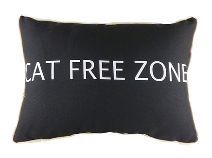 Cat Free Zone DG-Home