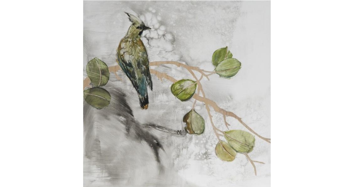 Картина SongbirdsКартины<br>Птицы, которые ассоциируются с ощущением легкости и свободы, могут привнести в ваш дом особенную ауру. Картина &amp;quot;Songbirds&amp;quot; добавит оформлению столовой или гостиной частицу природной красоты. Она отлично будет сочетаться с интерьерами светлых тонов, разбавляя их яркими красками.&amp;lt;div&amp;gt;&amp;lt;br&amp;gt;&amp;lt;/div&amp;gt;&amp;lt;div&amp;gt;Отделка: дерево.&amp;lt;/div&amp;gt;<br><br>Material: Дерево<br>Ширина см: 40<br>Высота см: 40<br>Глубина см: 4