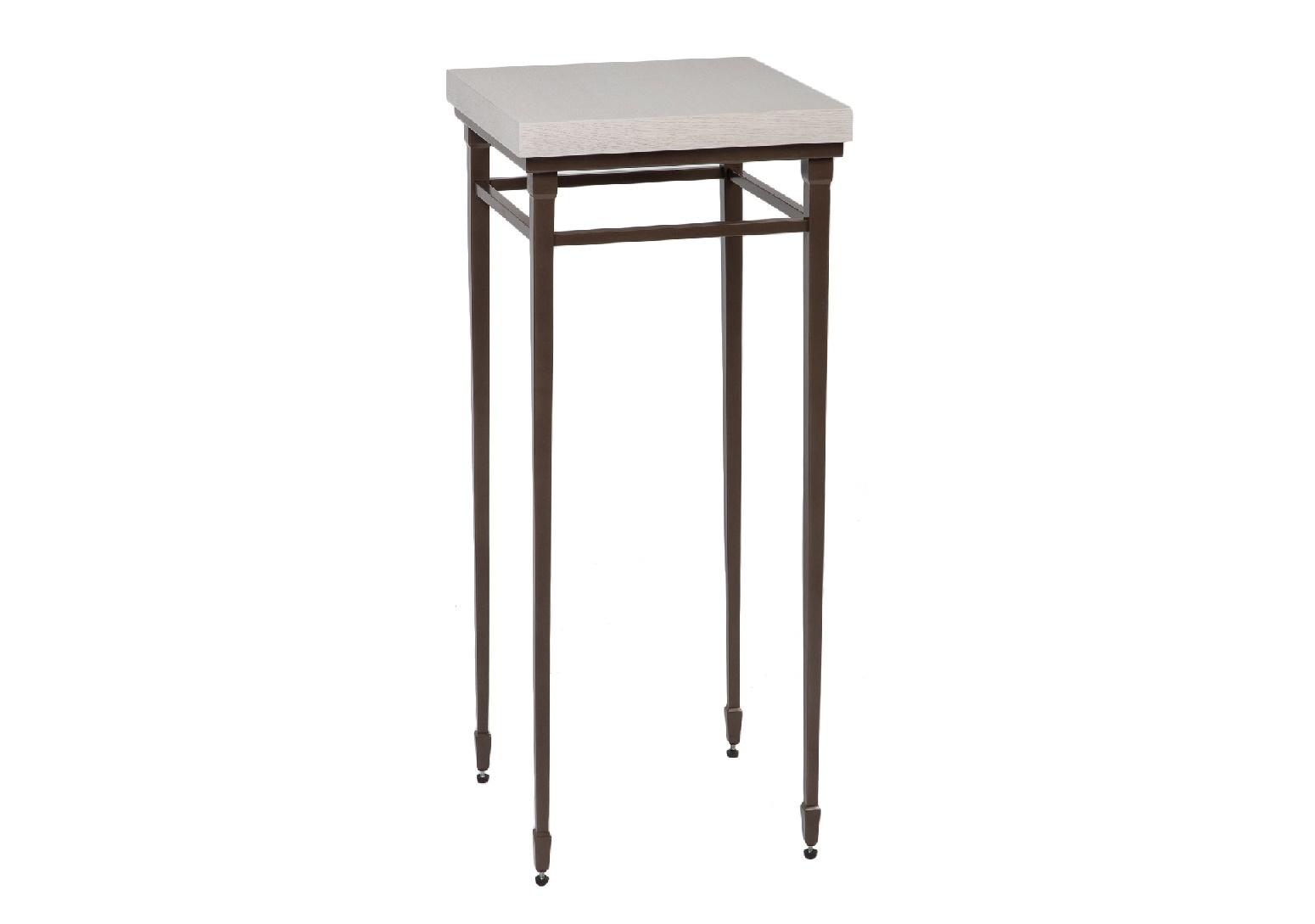 Консоль Gothic pedestal tableИнтерьерные консоли<br>Изысканный и строгий пьедестал &amp;quot;Gothic Pedestal Table&amp;quot; поможет вам с легкостью акцентировать внимание гостей на дорогой для вас вещи. Он и сам будет смотреться под стать ей. Элегантные металлические ножки темной гаммы (они вдохновлены готическими шпилями) и светлая столешница очаруют своим контрастом. Великолепный силуэт консоли улучшит облик всего, чтобы на ней ни находилось.&amp;amp;nbsp;&amp;amp;nbsp;&amp;lt;div&amp;gt;&amp;lt;br&amp;gt;&amp;lt;/div&amp;gt;&amp;lt;div&amp;gt;Отделка: дерево/металл.&amp;lt;/div&amp;gt;<br><br>Material: Дерево<br>Length см: None<br>Width см: 40<br>Depth см: 40<br>Height см: 90