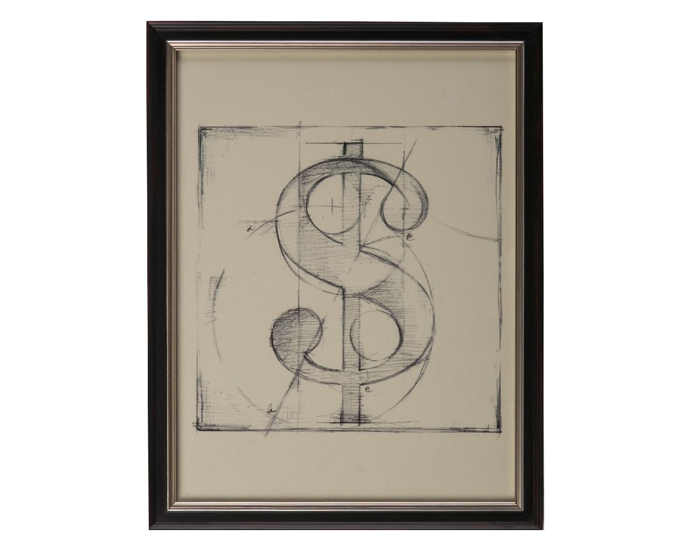 Постер в раме Drafting SymbolsПостеры<br>Эта изысканная картина создана для тех, кто устал следить за бесконечными скачками курса доллара. Повесьте ее у себя в кабинете и окружающие увидят, как просто и иронично вы воспринимаете злободневные проблемы. Возможно, элегантная черная рама &amp;quot;Drafting Symbols&amp;quot; станет той единственной границей, в которой известная валюта будет иметь хоть какое-то постоянство.&amp;amp;nbsp;&amp;lt;div&amp;gt;&amp;lt;br&amp;gt;&amp;lt;/div&amp;gt;&amp;lt;div&amp;gt;Рама - дерево.&amp;lt;/div&amp;gt;<br><br>Material: Бумага<br>Width см: 26<br>Depth см: 3<br>Height см: 33