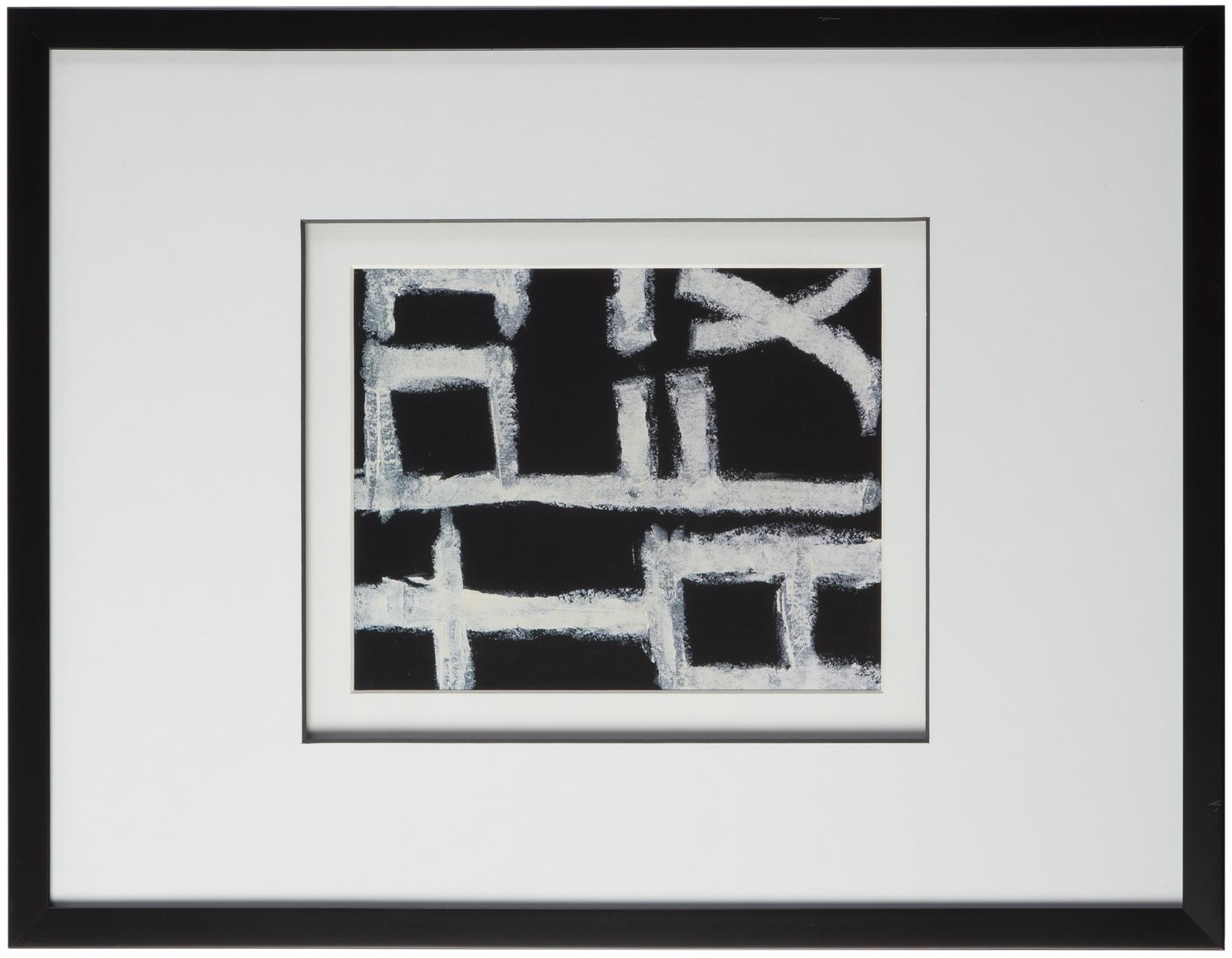 Постер с паспарту в рамеПостеры<br>Постер с белыми иероглифами на черном фоне выглядит элегантно и загадочно. Он украсит собой современный интерьер, став его изюминкой. Высококачественный настенный декор в деревянной раме, оформленный строго и сдержанно, идеально впишется в рабочий кабинет, холл или гостиную.&amp;amp;nbsp;&amp;lt;div&amp;gt;&amp;lt;br&amp;gt;&amp;lt;/div&amp;gt;&amp;lt;div&amp;gt;Рама - дерево.&amp;lt;/div&amp;gt;<br><br>Material: Бумага<br>Width см: 44<br>Depth см: 3<br>Height см: 57