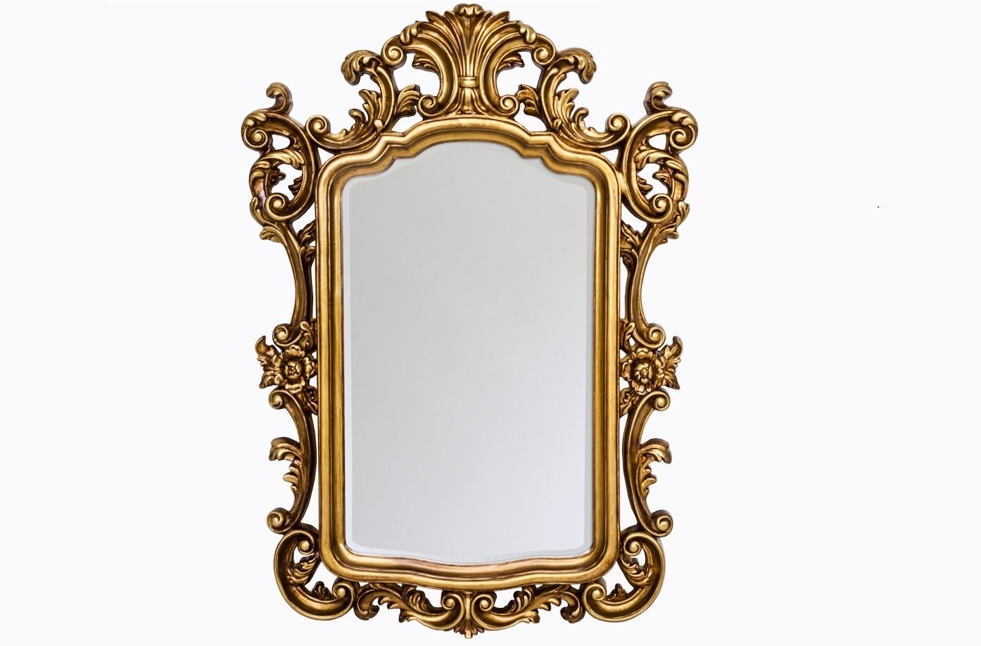 Настенное зеркало «Версаль»Настенные зеркала<br>Архитектурный рельеф зеркала &amp;quot;Версаль&amp;quot; достоин дворцового тронного зала. Пред лицом такого зеркала любая модная примерка разыграется в торжество версальского бала! Среди зеркал особенно славятся экземпляры с контурным фацетом, который отличает обычные бытовые модели от богемных салонных дизайнов. Чем вычурнее форма зеркала, тем выше престиж фацета. При ярком освещении радужный отлив его ювелирных граней подобен световому иллюзиону! Строгий прямоугольный центр заигрывает с окружающим витиеватым резным узором: зеркало &amp;quot;Версаль&amp;quot; угождает одновременно и романтическим, и сдержанным вкусам. Рам выполнена из искусственного камня, неприхотлива в уходе. Этот материал стоек к влаге и солнечному свету, краски не тускнеют и не выгорают. Вы можете смело пользоваться чистящими средствами для зеркала, не опасаясь повредить раму. Для крепления зеркала к стене предусмотрена пара надежных металлических крючков в форме ушек. Их широкий размер составляет несомненное удобство и преимущество.&amp;amp;nbsp;&amp;lt;div&amp;gt;Цвет: античное красное золото.&amp;lt;/div&amp;gt;<br><br>Material: Полистоун<br>Length см: 80<br>Width см: None<br>Depth см: 3,5<br>Height см: 110