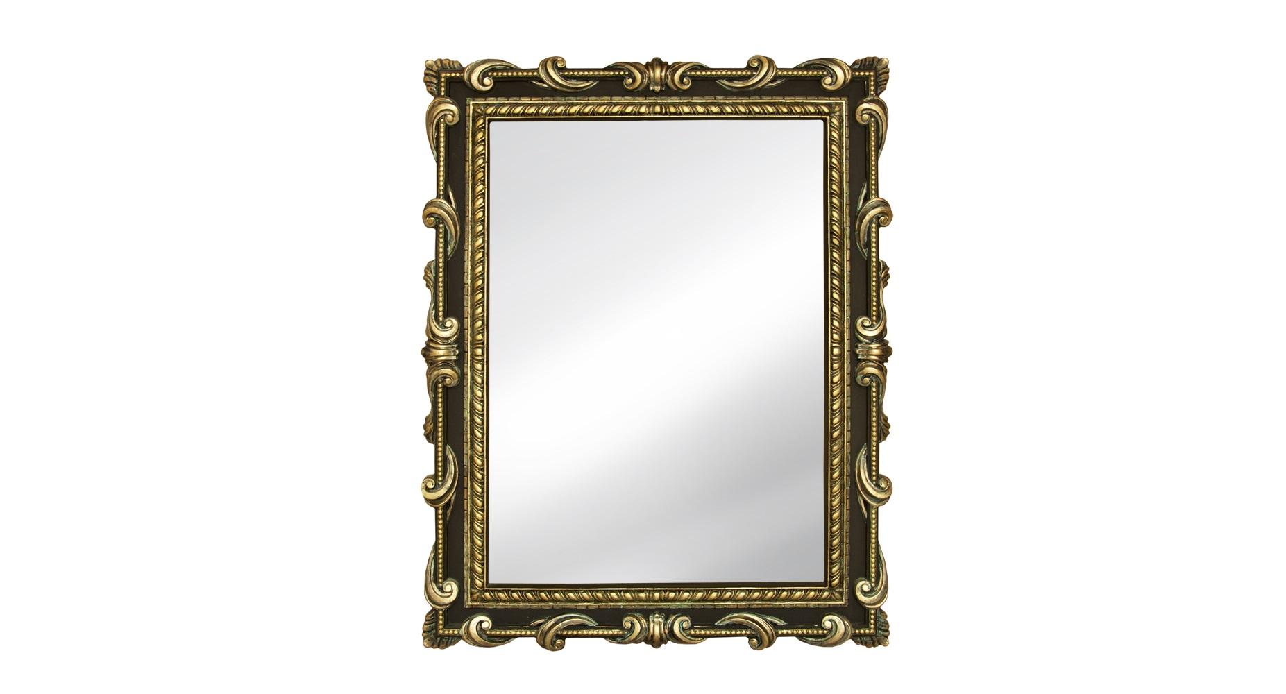 Зеркало ТЕНИАНастенные зеркала<br>&amp;lt;div&amp;gt;&amp;lt;div&amp;gt;Это изысканное зеркало украшено резными элементами в строгом классическом стиле. Каждый завиток выполнен вручную и окрашен по уникальной &amp;quot;винтажной&amp;quot; технологии. Рама изготовлена из современного композитного материала, который не боится влаги. Такой предмет интерьера можно разместить в помещении с высокой влажностью.&amp;lt;/div&amp;gt;&amp;lt;/div&amp;gt;&amp;lt;div&amp;gt;&amp;lt;br&amp;gt;&amp;lt;/div&amp;gt;&amp;lt;div&amp;gt;Цвет:&amp;amp;nbsp;Венге Золото Окись&amp;lt;/div&amp;gt;<br><br>Material: Полиуретан<br>Length см: None<br>Width см: 72<br>Depth см: 4<br>Height см: 94