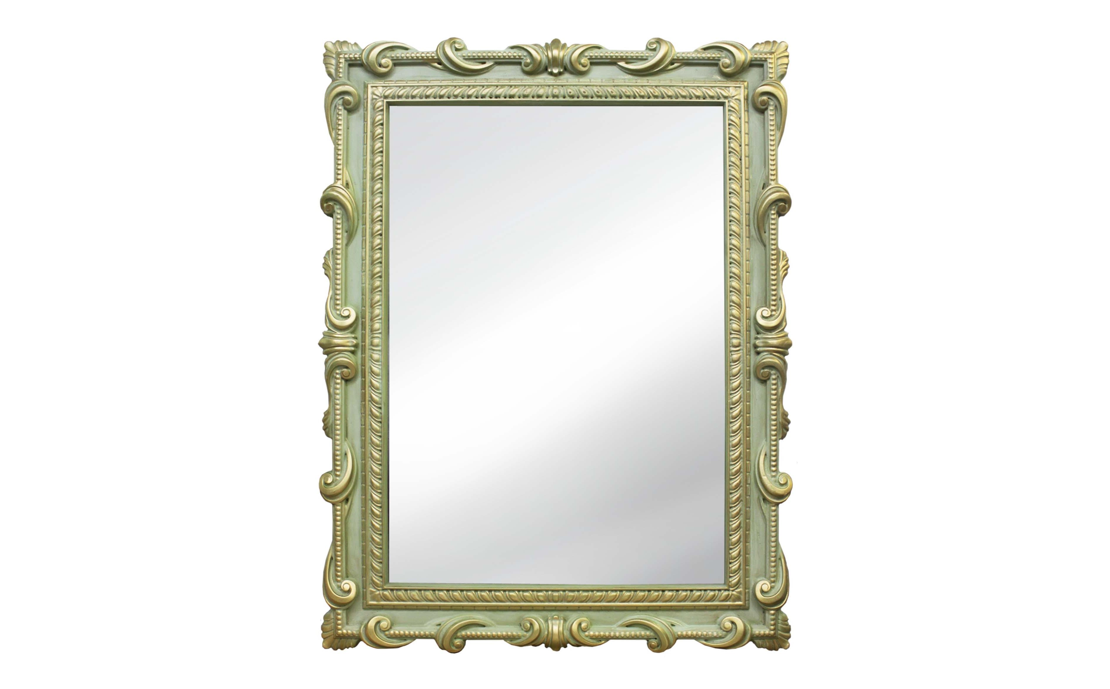 Зеркало ТЕНИАНастенные зеркала<br>&amp;lt;div&amp;gt;&amp;lt;div&amp;gt;Очень эффектное зеркало в классическом вкусе, да с античной нотой. Рама изготовлена из мебельного пенополиуретана, материала твердого и неприхотливого, легкого в обработке и почти вечного в использовании. Резная поверхность окрашена в светло-оливковый оттенок и искусственно состарена нанесением благородной патины. Это зеркало можно повесить в ванной, ему нипочем воздействие влаги.&amp;lt;/div&amp;gt;&amp;lt;/div&amp;gt;&amp;lt;div&amp;gt;&amp;lt;span style=&amp;quot;line-height: 1.78571;&amp;quot;&amp;gt;&amp;lt;br&amp;gt;&amp;lt;/span&amp;gt;&amp;lt;/div&amp;gt;&amp;lt;div&amp;gt;&amp;lt;span style=&amp;quot;line-height: 1.78571;&amp;quot;&amp;gt;Исполнение: Олива Золото Патина&amp;lt;/span&amp;gt;&amp;lt;br&amp;gt;&amp;lt;/div&amp;gt;<br><br>Material: Полиуретан<br>Length см: None<br>Width см: 72<br>Depth см: 4<br>Height см: 94