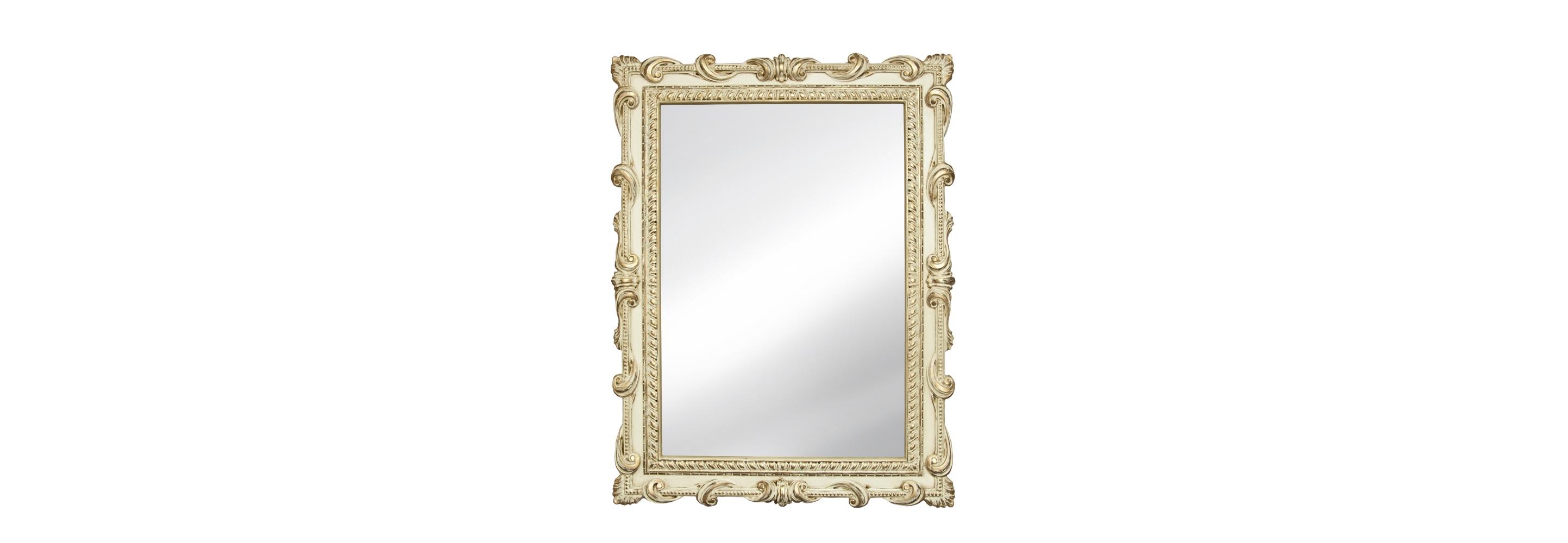 Зеркало ТЕНИАНастенные зеркала<br>&amp;lt;div&amp;gt;Прямоугольное зеркало в классическом стиле с изысканным резным обрамлением напоминает старинные предметы искусства. Однако выполнена рама из самых современных композитных материалов, а винтажного эффекта добились сложным окрашиванием и искусственным состариванием. Поверхность полиуретана очень прочна, не боится влаги, поэтому зеркало можно использовать в ванной комнате.&amp;lt;/div&amp;gt;&amp;lt;div&amp;gt;&amp;lt;br&amp;gt;&amp;lt;/div&amp;gt;&amp;lt;div&amp;gt;Цвет:&amp;amp;nbsp;Слоновая кость Золото Патина&amp;lt;/div&amp;gt;<br><br>Material: Полиуретан<br>Ширина см: 72<br>Высота см: 94<br>Глубина см: 4