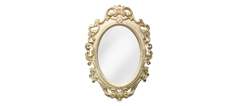 Зеркало ВИНТАЖНастенные зеркала<br>&amp;lt;div&amp;gt;&amp;lt;div&amp;gt;Это овальное зеркало напоминает предметы интерьера эпохи Барокко. Сложная резьба, безупречная симметрия, золото и патина, царственная роскошь. Вместе с тем, обрамление изготовлено из практичного современного композитного материала. Полиуретан устойчив к влаге и внешним воздействиям, очень прочный, может имитировать любые материалы, в том числе слоновую кость или дерево.&amp;lt;/div&amp;gt;&amp;lt;/div&amp;gt;&amp;lt;div&amp;gt;&amp;lt;br&amp;gt;&amp;lt;/div&amp;gt;&amp;lt;div&amp;gt;Цвет:&amp;amp;nbsp;Слоновая кость, Золото Патина&amp;lt;/div&amp;gt;<br><br>Material: Полиуретан<br>Ширина см: 67<br>Высота см: 96<br>Глубина см: 4
