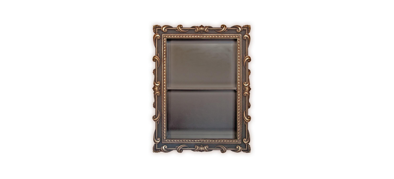 Полка в багете для классического интерьераПолки<br>&amp;lt;div&amp;gt;&amp;lt;div&amp;gt;&amp;lt;div&amp;gt;Такая полка, &amp;quot;вставленная&amp;quot; в раму, может послужить оригинальной витриной для антикварных вещиц и милых сердцу мелочей. Рядом можно повесить зеркало в аналогичном обрамлении. Багет изготовлен из мебельного пенополиуретана, практичного и очень крепкого материала, который не боится влаги, а значит, полку можно повесить в ванной или другом влажном помещении.&amp;lt;/div&amp;gt;&amp;lt;div&amp;gt;&amp;lt;span style=&amp;quot;line-height: 1.78571;&amp;quot;&amp;gt;&amp;lt;br&amp;gt;&amp;lt;/span&amp;gt;&amp;lt;/div&amp;gt;&amp;lt;div&amp;gt;&amp;lt;span style=&amp;quot;line-height: 1.78571;&amp;quot;&amp;gt;Цвет:&amp;amp;nbsp;Венге Золото&amp;lt;/span&amp;gt;&amp;lt;/div&amp;gt;&amp;lt;/div&amp;gt;&amp;lt;/div&amp;gt;<br><br>Material: Полиуретан<br>Width см: 72<br>Depth см: 15<br>Height см: 94