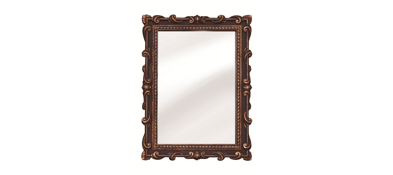 Зеркало ТЕНИАНастенные зеркала<br>&amp;lt;div&amp;gt;&amp;lt;div&amp;gt;Резная рама для этого зеркала выдержана в строгом органичном стиле. Она изготовлена из мебельного пенополиуретана. Этот высокотехнологичный материал превосходно копирует любую поверхность, в том числе дерево, а после качественной покраски и вовсе не отличить. ППУ экологичен и абсолютно безопасен для человека, не имеет запаха, он надежный и жесткий, не боится влаги и не требует специального ухода.&amp;lt;/div&amp;gt;&amp;lt;/div&amp;gt;&amp;lt;div&amp;gt;&amp;lt;br&amp;gt;&amp;lt;/div&amp;gt;&amp;lt;div&amp;gt;&amp;lt;div&amp;gt;Цвет:&amp;amp;nbsp;Венге Золото&amp;lt;/div&amp;gt;&amp;lt;/div&amp;gt;<br><br>Material: Полиуретан<br>Length см: None<br>Width см: 72<br>Depth см: 4<br>Height см: 94