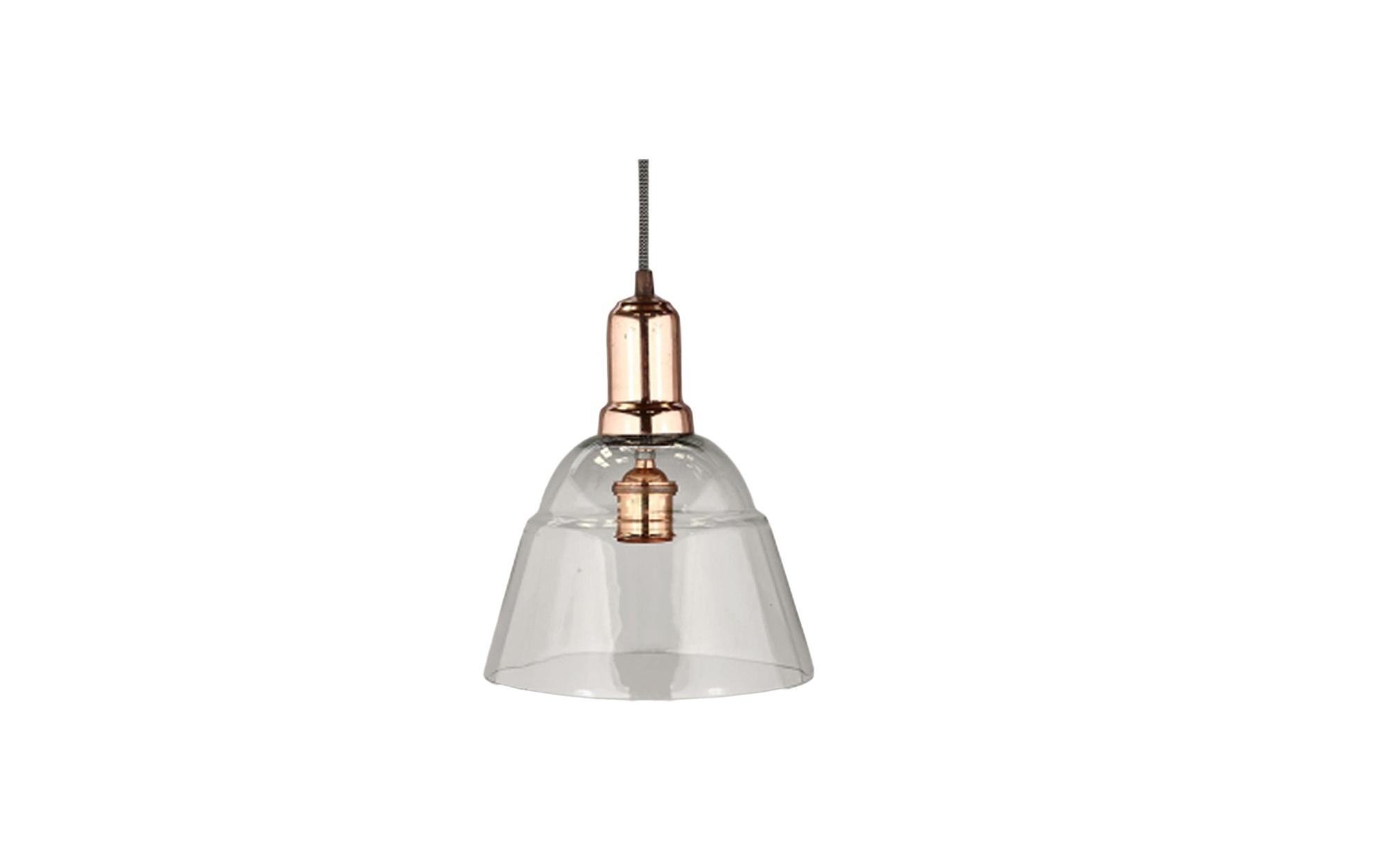 подвес SUSPENSIONПодвесные светильники<br>Тип цоколя, мощность: E27, 40 w<br><br>Material: Стекло<br>Height см: 32<br>Diameter см: 26