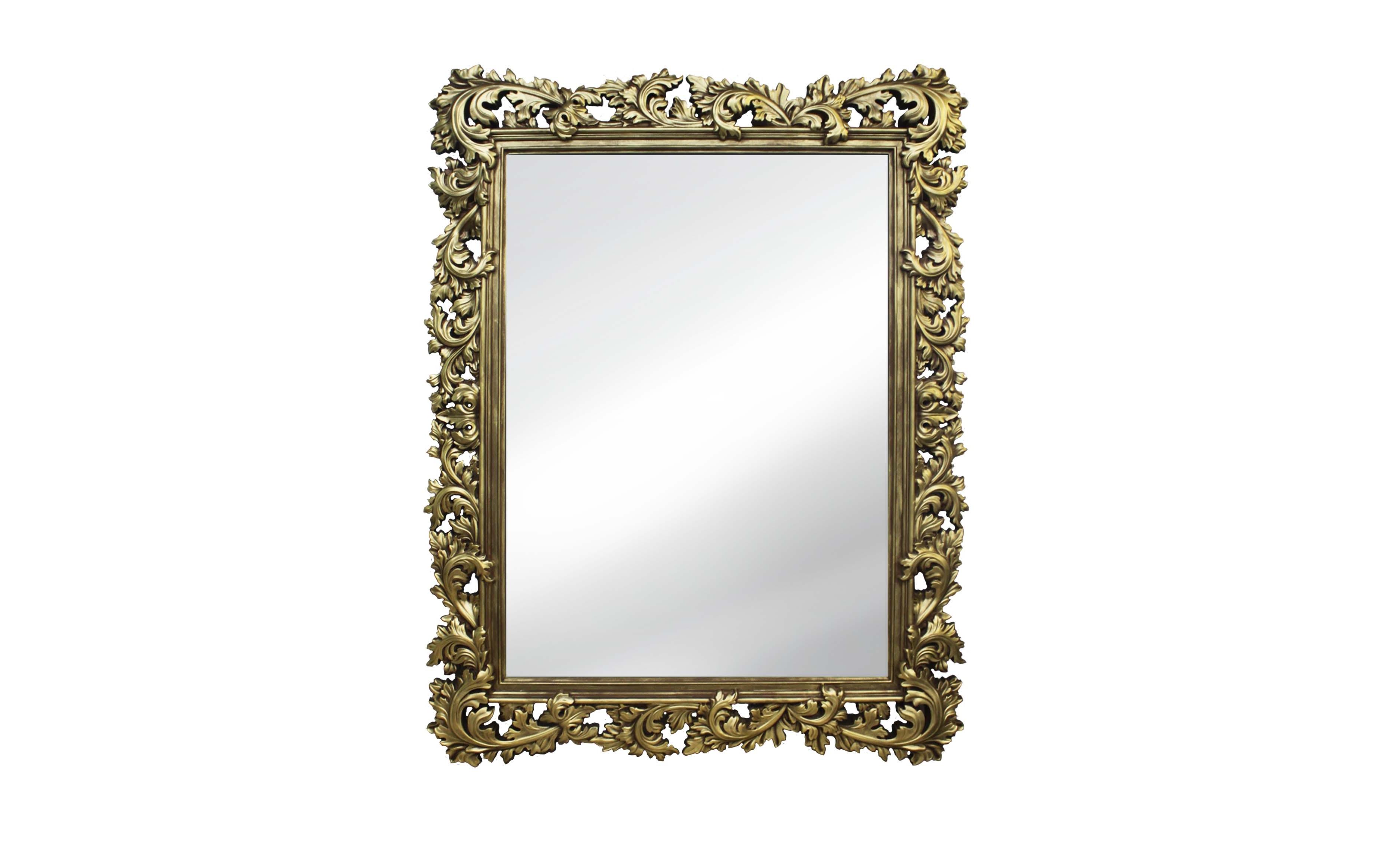 Стильное зеркало в раме ПровансНастенные зеркала<br>&amp;lt;div&amp;gt;Любителям французских интерьеров посвящается… это зеркало. Винтажная резная рама сделана из современного композтного полиуретана, который очень похож на дорогую натуральную древесину. Для большей аутентичности материал окрашен в золотой оттенок с эффектом патины. Красители, как и сам ППУ, экологически безопасны, устойчивы к влаге и механическим повреждениям. Словом, это зеркало способно прослужить так долго, что станет самым настоящим антиквариатом.&amp;lt;/div&amp;gt;&amp;lt;div&amp;gt;&amp;lt;br&amp;gt;&amp;lt;/div&amp;gt;&amp;lt;div&amp;gt;&amp;lt;div&amp;gt;Цвет:&amp;amp;nbsp;Золото Патина&amp;lt;/div&amp;gt;&amp;lt;/div&amp;gt;<br><br>Material: Полиуретан<br>Length см: None<br>Width см: 88<br>Depth см: 4<br>Height см: 115