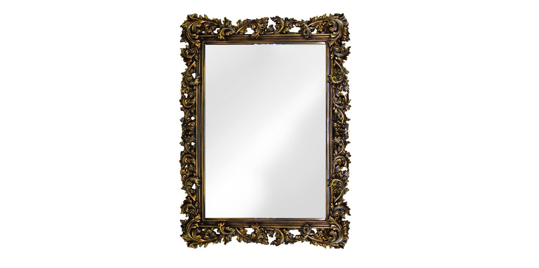 Интерьерное зеркало в стиле ПровансНастенные зеркала<br>&amp;lt;div&amp;gt;Такое зеркало очень выразительно, прекрасно подойдет для интерьеров в европейском стиле, осовремененной классики. Рама изготовлена из мебельного пенополиуретана, современного материала, который внешне напоминает древесину. А при грамотном окрашивании отличить и вовсе сложно. Это зеркало можно и в ванной повесить — ППУ не боится воды, а ухаживать за ним легко, достаточно протереть влажной губкой. Резные элементы выглядят воздушными, хотя и очень прочны, не трескаются, не отламываются.&amp;lt;/div&amp;gt;&amp;lt;div&amp;gt;&amp;lt;br&amp;gt;&amp;lt;/div&amp;gt;&amp;lt;div&amp;gt;&amp;lt;div&amp;gt;Цвет:&amp;amp;nbsp;Венге Золото&amp;lt;/div&amp;gt;&amp;lt;/div&amp;gt;<br><br>Material: Полиуретан<br>Ширина см: 88<br>Высота см: 115<br>Глубина см: 4