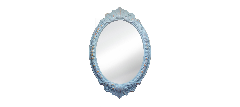 Зеркало ВЕНЕЦИЯНастенные зеркала<br>&amp;lt;div&amp;gt;Это оригинальное зеркало в стиле шебби — для всех, кто любит романтику и винтаж. Рама из полиуретана окрашена в нежный оттенок голубого и очень интересно декорирована. Эти характерные потертости, эффект облупившейся краски пишут целую историю о горячо любимой старинной вещи, которая нашла свое место в доме. Таким зеркалом можно украсить и ванную комнату, и открытую террасу, ведь ППУ совершенного не боится влаги, очень твердый, прочный и неприхотливый.&amp;lt;/div&amp;gt;&amp;lt;div&amp;gt;&amp;lt;br&amp;gt;&amp;lt;/div&amp;gt;&amp;lt;div&amp;gt;&amp;lt;div&amp;gt;Цвет:&amp;amp;nbsp;Голубой Шебби-шик&amp;lt;/div&amp;gt;&amp;lt;/div&amp;gt;<br><br>Material: Полиуретан<br>Length см: None<br>Width см: 72<br>Depth см: 4<br>Height см: 104