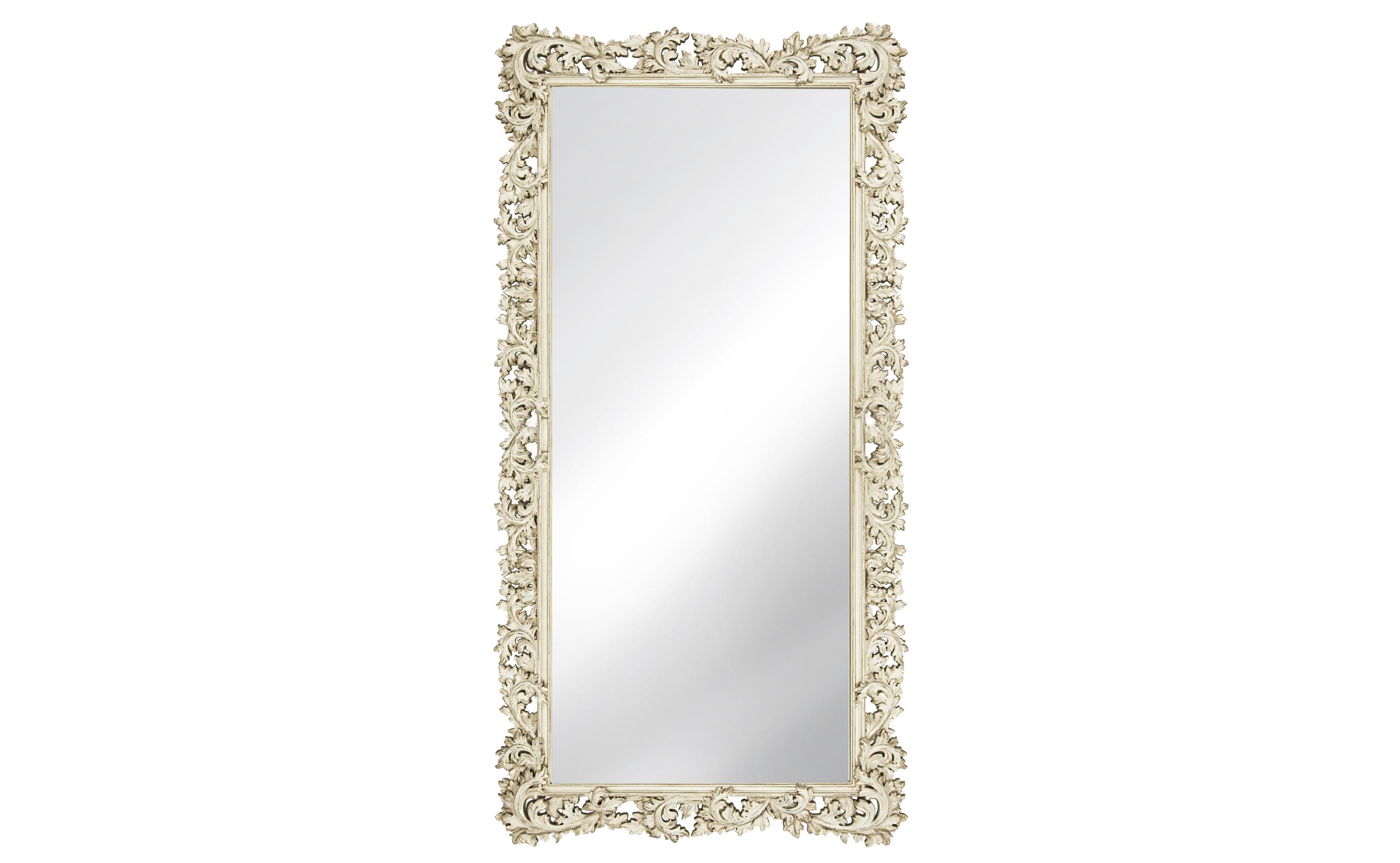 ЗеркалоНапольные зеркала<br>&amp;lt;div&amp;gt;&amp;lt;div&amp;gt;Если уж смотреть на себя со стороны, то во весь рост и в красивое зеркало. Этот предмет интерьера в роскошной раме выдержан в нежнейшем стиле шебби-шик. Обрамление не просто сделано &amp;quot;под старину&amp;quot;. При помощи патинирования, нанесения специального состава, имитирующего сусальное золото, и искусственных потертостей оно обретает уникальный дух. Словно его коснулось само время. Вместе с тем, багет вырезан из современного композитного материала, очень прочного и твердого, влагостойкого и практичного.&amp;lt;/div&amp;gt;&amp;lt;/div&amp;gt;&amp;lt;div&amp;gt;&amp;lt;br&amp;gt;&amp;lt;/div&amp;gt;&amp;lt;div&amp;gt;Цвет:&amp;amp;nbsp;Слоновая кость Шебби-шик Патина Золото&amp;lt;/div&amp;gt;<br><br>Material: Полиуретан<br>Ширина см: 88<br>Высота см: 180<br>Глубина см: 4