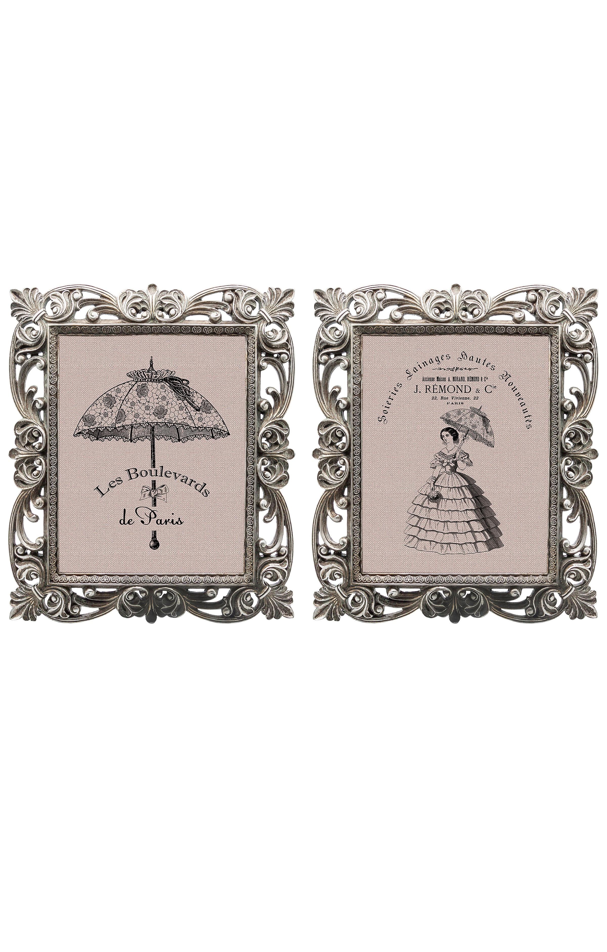 Набор из двух репродукций БеатрисКартины<br>&amp;lt;div&amp;gt;Винтажные изображения «Парижские бульвары» — это не только сентиментальное воспоминание о предметах и целых эпохах прошлого, — это еще и оригинальная деталь интерьера, которая поражает множеством элементов и эффектно смотрится в любом пространстве. Декорируйте свой дом с любовью, превращая обычный день в волшебный! Искусная техника состаривания придает рамам особую теплоту и винтажность. Благородная патина на поверхности рам — интригующее приглашение к прогулке в мир старинных реликвий! Картины можно повесить на стену, а можно поставить, например, на стол или камин. Если Вам захочется обновить интерьер, Вы можете с легкостью заменить изображение картин!&amp;lt;/div&amp;gt;&amp;lt;div&amp;gt;&amp;lt;br&amp;gt;&amp;lt;/div&amp;gt;&amp;lt;div&amp;gt;Изображение - дизайнерская бумага; рама - искуственный камень; защитный слой - стекло &amp;amp;nbsp;&amp;amp;nbsp;&amp;lt;/div&amp;gt;&amp;lt;div&amp;gt;цвет:мультиколор&amp;amp;nbsp;&amp;lt;/div&amp;gt;<br><br>Material: Бумага<br>Width см: 30<br>Depth см: 2,3<br>Height см: 35