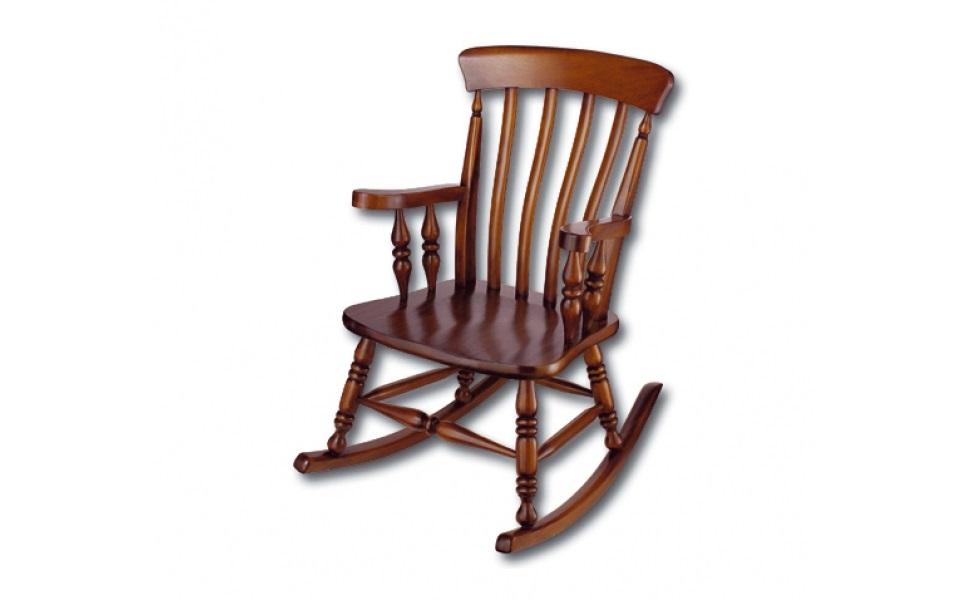 КреслоКресла-качалки<br>Камин выступает неотъемлемым элементом английского оформления. Только представьте, как приятно будет проводить вечера у теплого очага в этом кресле. Его изысканный силуэт позволит вам создать в интерьере композицию, воплощающую все идеалы сдержанного аристократизма. Мерно покачиваясь в удобном сиденье, изготовленном вручную, вы сможете расслабиться после дня, насыщенного самыми разными событиями.&amp;lt;div&amp;gt;&amp;lt;br&amp;gt;&amp;lt;/div&amp;gt;&amp;lt;div&amp;gt;Выполнено из массива красного дерева. Ручная работа.&amp;lt;/div&amp;gt;<br><br>Material: Красное дерево<br>Ширина см: 80<br>Высота см: 100<br>Глубина см: 62