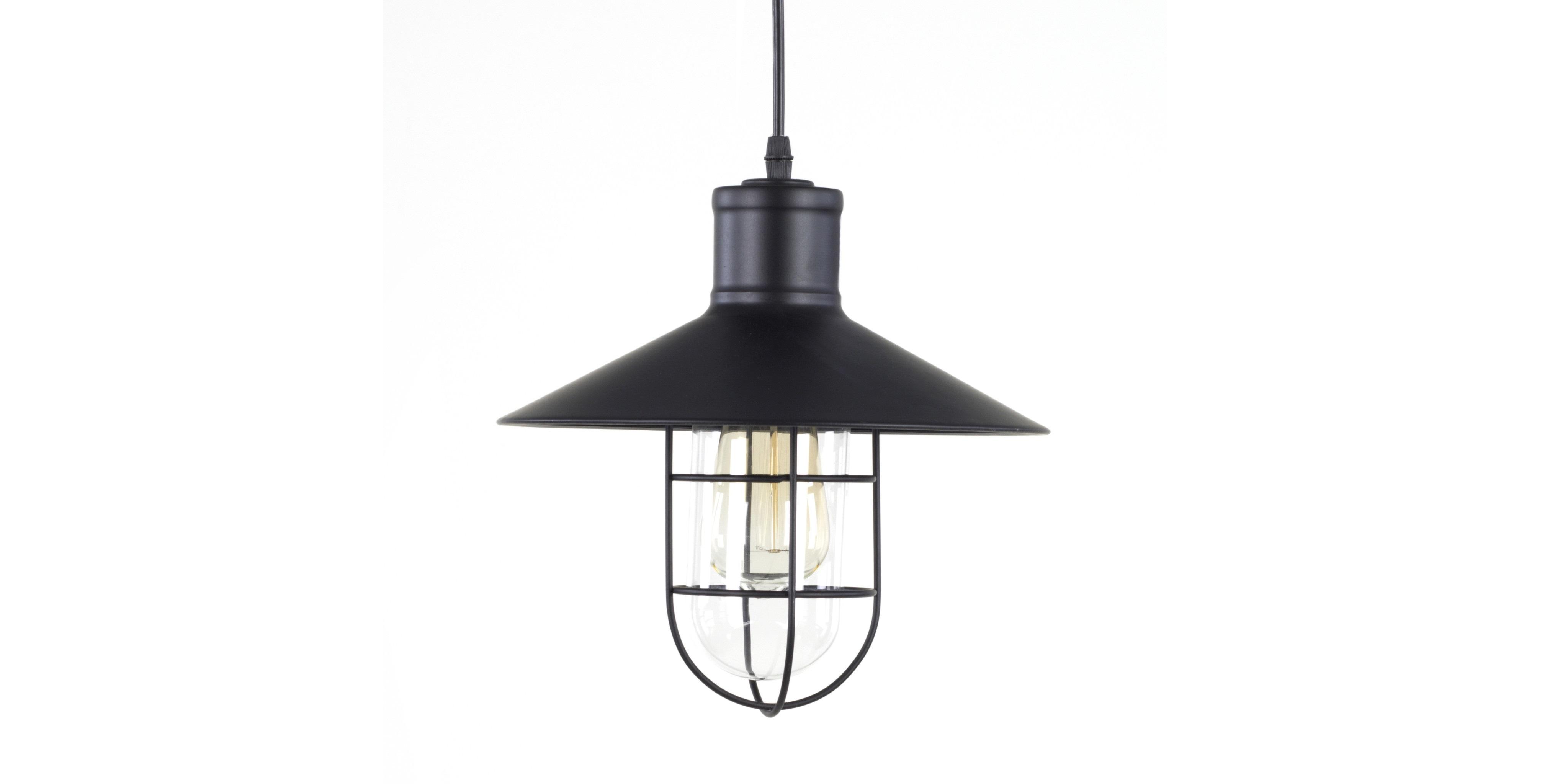 Лампа потолочная PaviaПодвесные светильники<br>Позвольте этой лампе наполнить облик террасы или веранды не только мягким светом, но и очарованием лофта. Она выглядит как старинные газовые фонари, которые были на пике популярности в 20-х годах ушедшего столетия. Сегодня такая лампа известна как &amp;quot;фишерман&amp;quot;. Она выступает в роли великолепного дополнения промышленных интерьеров, где приветствуется брутальная строгость и винтажный аскетизм.&amp;lt;div&amp;gt;&amp;lt;br&amp;gt;&amp;lt;/div&amp;gt;&amp;lt;div&amp;gt;1 лампа.&amp;lt;/div&amp;gt;&amp;lt;div&amp;gt;Цоколь: Е27.&amp;lt;/div&amp;gt;&amp;lt;div&amp;gt;Мощность: 100W.&amp;lt;/div&amp;gt;&amp;lt;div&amp;gt;Длина кабеля: 150 см.&amp;lt;/div&amp;gt;<br><br>Material: Металл<br>Width см: 27<br>Depth см: 28<br>Height см: None