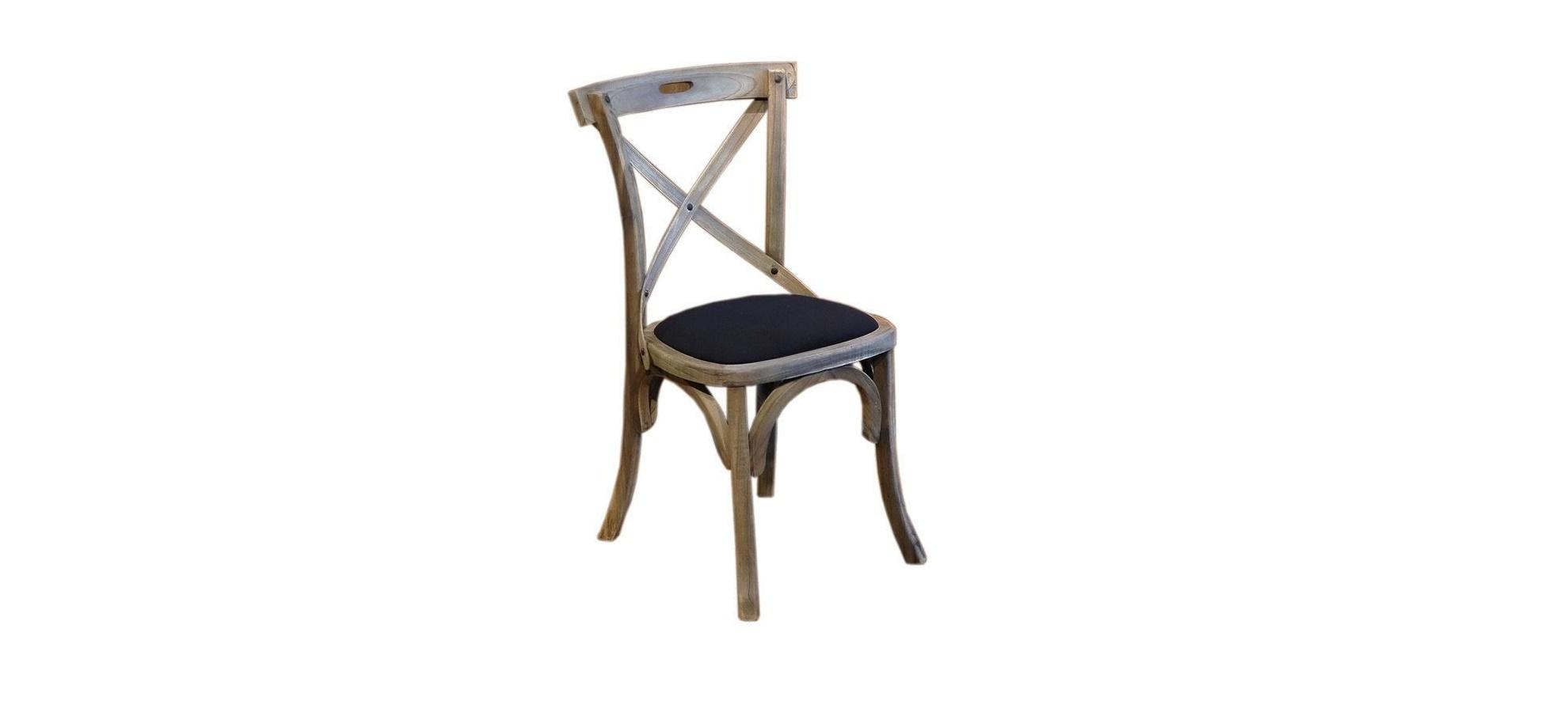Стул ClaretОбеденные стулья<br>&amp;quot;Claret&amp;quot; ? стул, изготовленный из дерева минди. Благодаря классическому силуэту естественная красота натурального материала проявляется в полной мере. Элегантные узоры дарят сдержанному прованскому дизайну изящество и романтизм. Возможность выбора тканевой обивки на свой вкус позволяет самостоятельно завершить оформление и сделать его подходящим для интерьеров любой гаммы.<br><br>Material: Текстиль<br>Length см: 91<br>Width см: 48<br>Height см: 49