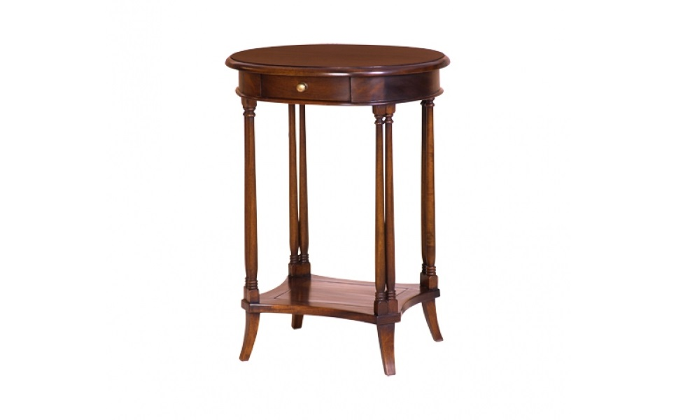 Стол овальныйПриставные столики<br>&amp;lt;div&amp;gt;&amp;lt;span style=&amp;quot;line-height: 24.9999px;&amp;quot;&amp;gt;Консольный столик из красного дерева выполнен в сдержанном английском стиле. В его образе нет и намека на пышную отделку, но при этом он по-своему привлекателен. Элегантный образ образует правильно подобранный декор. Зауженные ножки, благородный коньячный цвет и резные ножки слагают утонченный предмет. За счет миниатюрных форм подойдет для любого помещения.&amp;lt;/span&amp;gt;&amp;lt;br&amp;gt;&amp;lt;/div&amp;gt;&amp;lt;div&amp;gt;&amp;lt;br&amp;gt;&amp;lt;/div&amp;gt;Выполнено из массива красного дерева. Ручная работа.<br><br>Material: Красное дерево<br>Width см: 54<br>Depth см: 42<br>Height см: 70