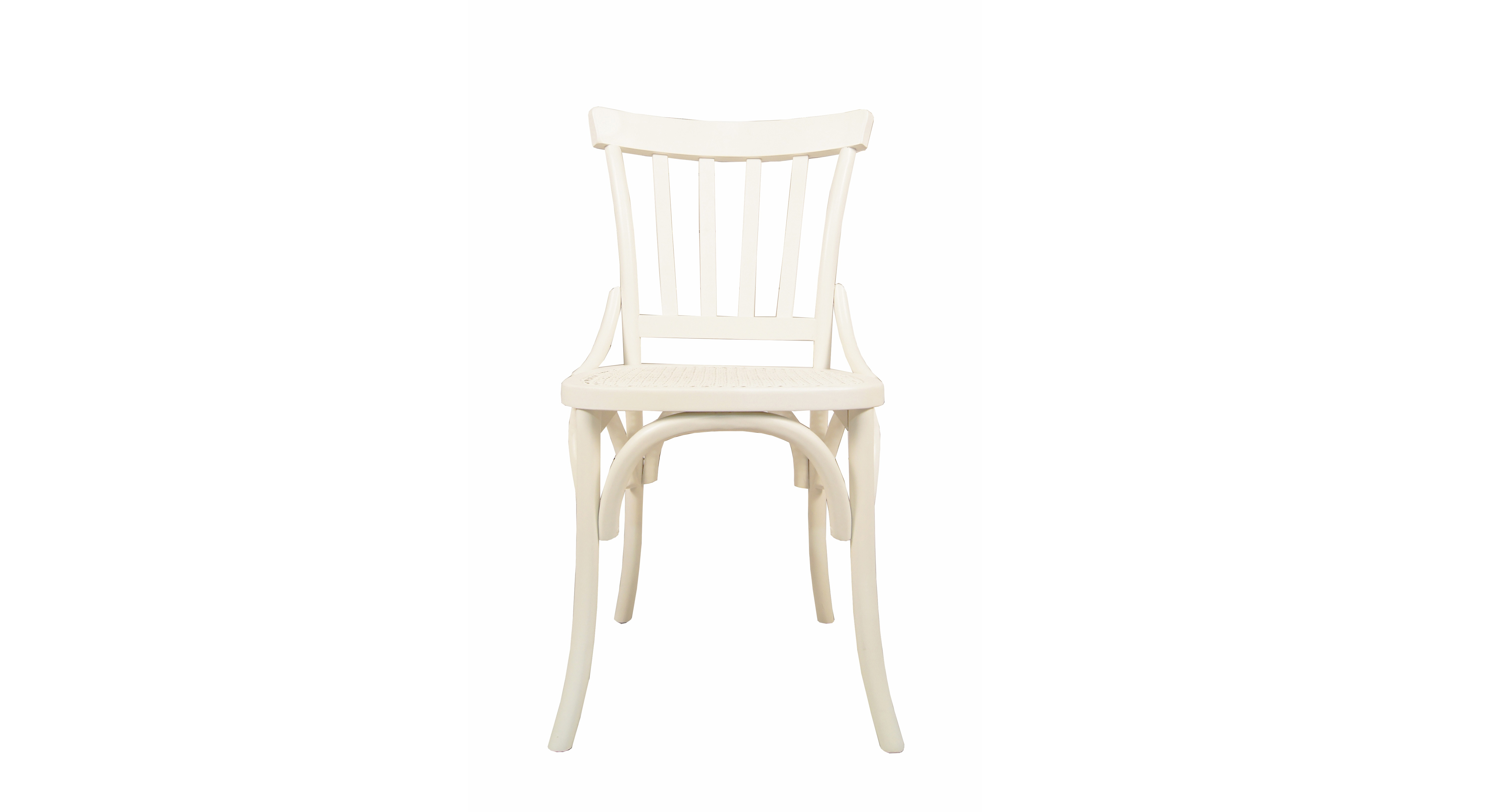 СтулОбеденные стулья<br>Классический вариант обеденного стула для столовой в стиле Прованс. Скромный и нежный образ &amp;amp;nbsp;этого предмета как нельзя лучше подчеркнет колорит французского кантри. В модели нет ничего лишнего. Здесь буквально все говорит о легкости: белоснежный цвет, слегка изогнутые линии. Завершающий штрих – ажурная отделка сиденья стула – добавит в пространство романтики и уюта.<br><br>Material: Береза<br>Width см: 50<br>Depth см: 54<br>Height см: 88