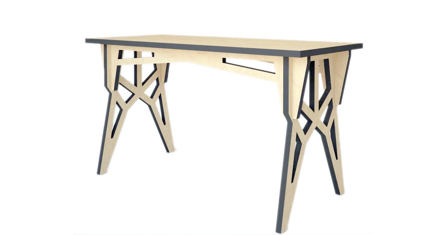 Стол ЛЭППисьменные столы<br>&amp;lt;div&amp;gt;&amp;lt;span style=&amp;quot;line-height: 24.9999px;&amp;quot;&amp;gt;Превратить обычное рабочее&amp;amp;nbsp;пространство&amp;amp;nbsp;в супрематическую среду поможет &amp;amp;nbsp;стол&amp;amp;nbsp;&amp;amp;nbsp;&amp;quot;ЛЭП&amp;quot; №1&amp;quot;.&amp;amp;nbsp;Дизайнеры бренда Good Design создали уникальный предмет в комбинации скандинавского стиля и конструктивизма. Особенным в его образе выступает контрастная отделка с необычными ножками.&amp;amp;nbsp;&amp;lt;/span&amp;gt;&amp;lt;span style=&amp;quot;line-height: 24.9999px;&amp;quot;&amp;gt;Такой стол превратит любую работу в удовольствие!&amp;lt;/span&amp;gt;&amp;lt;/div&amp;gt;&amp;lt;div&amp;gt;&amp;lt;br&amp;gt;&amp;lt;/div&amp;gt;Дизайнерский стол для модного интерьера в стиле ЛЭП&amp;lt;div&amp;gt;Цвет: графит&amp;lt;/div&amp;gt;&amp;lt;div&amp;gt;Материал: березовая фанера, масло с твердым воском&amp;lt;/div&amp;gt;<br><br>Material: Фанера<br>Width см: 120<br>Depth см: 60<br>Height см: 76