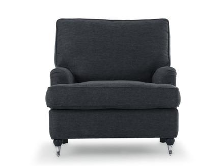 Кресло нэшвилл (vysotkahome) черный 85x84x95 см.