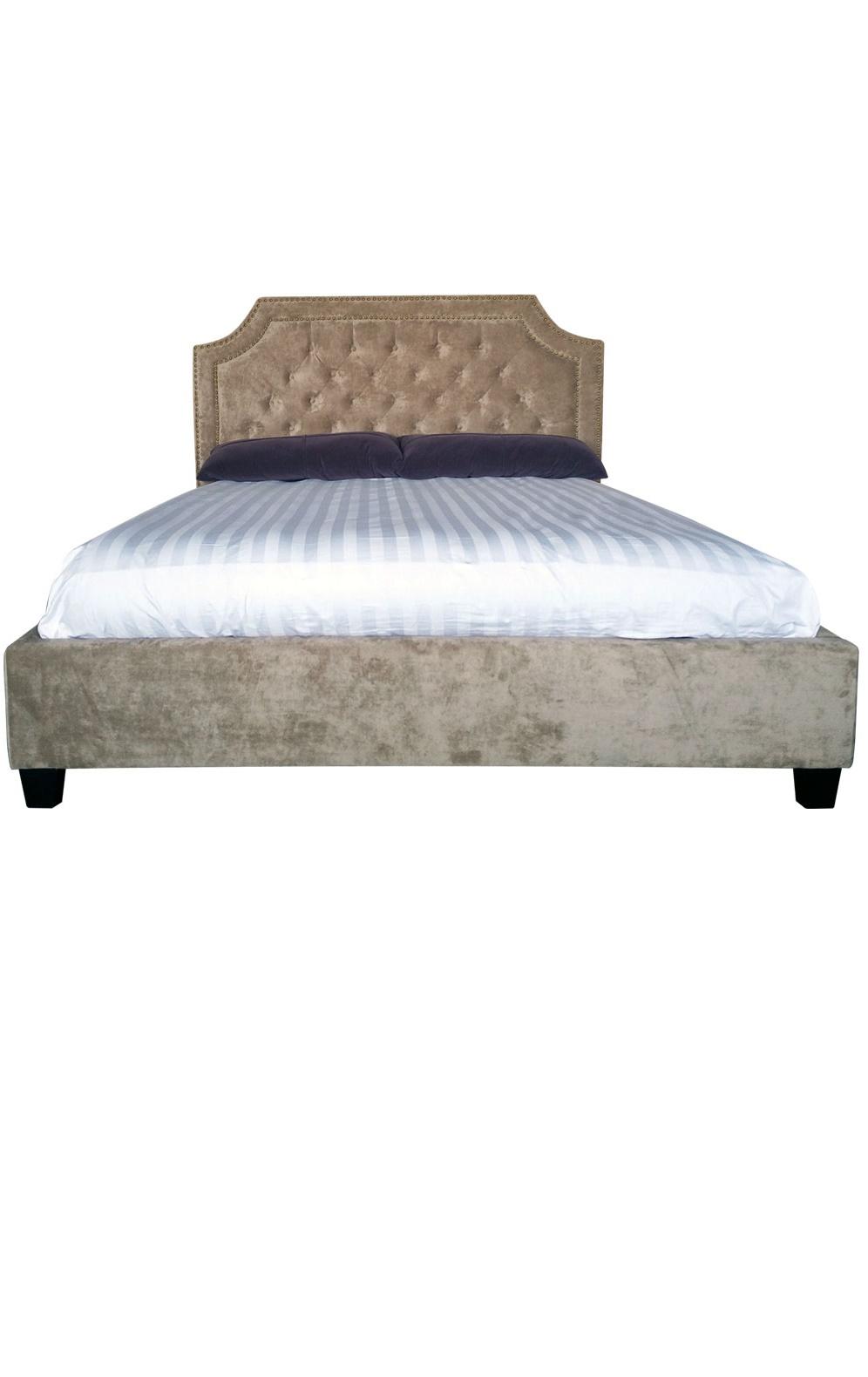 Кровать Garda Decor 9656850 от thefurnish