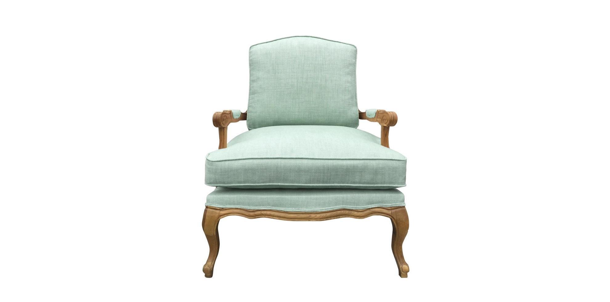 Кресло Thomas Rattan ArmchairИнтерьерные кресла<br>Изысканное кресло в обивке нежно-зеленого цвета освежит любое пространство. Очень утонченное по внешности, но в то же комфортное за счет объемной подушки.&amp;amp;nbsp;&amp;quot;Thomas Rattan Armchair&amp;quot; — отражение аристократичности и шика в обстановке. Это кресло из коллекции предметов, создающих в интерьере атмосферу шарма и романтики.&amp;lt;br&amp;gt;&amp;lt;div&amp;gt;&amp;lt;br&amp;gt;&amp;lt;/div&amp;gt;Thomas Rattan Armchair (76х83х97h см)<br><br>Material: Текстиль<br>Width см: 76<br>Depth см: 83<br>Height см: 97