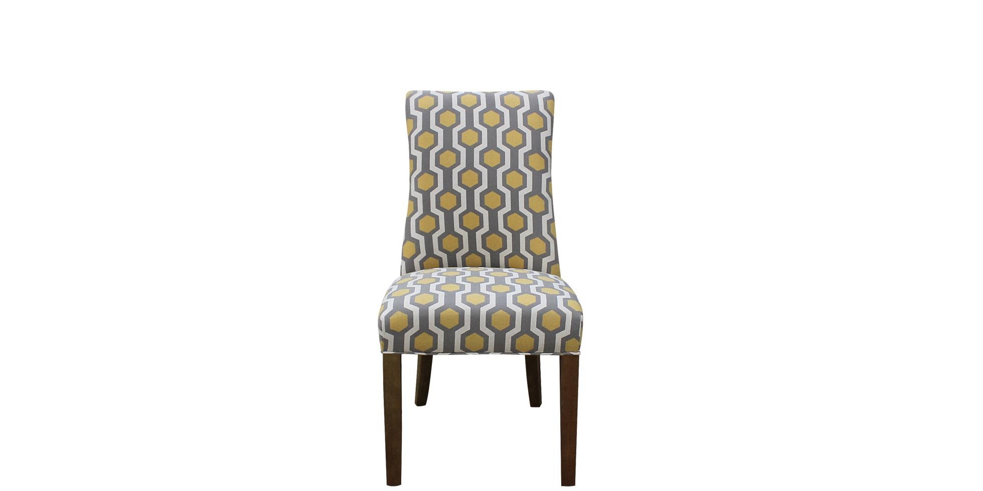 Стул Martin side сhairОбеденные стулья<br>&amp;lt;span style=&amp;quot;line-height: 20px;&amp;quot;&amp;gt;Не позвольте рутине повседневности прийти в ваш дом! Со стульями&amp;amp;nbsp;&amp;quot;Martin Side Chair&amp;quot; противостоять ей очень легко. Она просто растворится в абстрактных фигурах, которыми составлен узор оригинальной обивки. Яркие желтые акценты не дадут серости будней выйти наружу ? теперь она будет присутствовать в пространстве только в качестве одного из цветов броского оформления.&amp;amp;nbsp;&amp;quot;Martin Side Chair&amp;quot; ? то, чего так не достает современным&amp;amp;nbsp;аскетичным&amp;amp;nbsp;интерьерам.&amp;lt;/span&amp;gt;<br><br>Material: Текстиль<br>Ширина см: 51<br>Высота см: 99<br>Глубина см: 67
