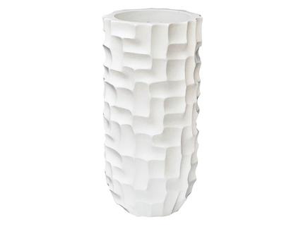 Кашпо (garda decor) белый 33x69x33 см.