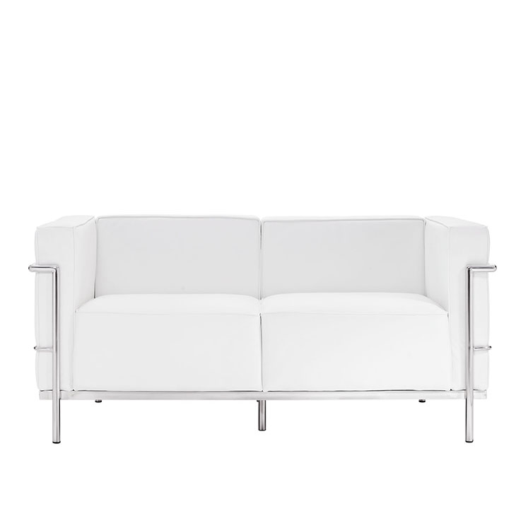 диван-двухместный-le-corbusier-глубина-84см-белый