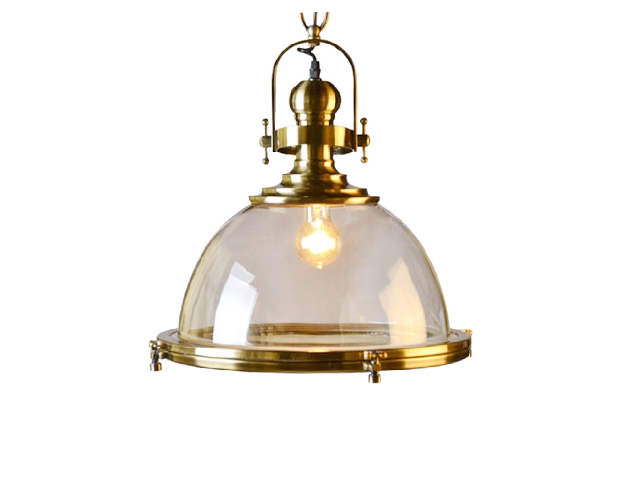 Люстра Polomna ChandelierПодвесные светильники<br>&amp;quot;Polomna Chandelier&amp;quot; ? пример невероятной элегантности и утонченности, которыми может быть наполнено оформление в стиле лофт. Светильник, по определению являющийся сдержанным и строгим, выглядит изящно за счет оригинального плафона. Стеклянная конструкция добавляет воздушность винтажному силуэту. Дизайн светильника не лишен промышленной брутальности ? она выражена в холодности прочного металла и темной дымке, придающей мрачность хрупкой конструкции.&amp;lt;div&amp;gt;&amp;lt;br&amp;gt;&amp;lt;/div&amp;gt;&amp;lt;div&amp;gt;Купол плафона выполнен из стекла дымчатого цвета.&amp;lt;/div&amp;gt;&amp;lt;div&amp;gt;Высота светильника регулируется.&amp;lt;/div&amp;gt;&amp;lt;div&amp;gt;Цоколь: E27&amp;lt;/div&amp;gt;&amp;lt;div&amp;gt;Мощность: 60W&amp;lt;/div&amp;gt;&amp;lt;div&amp;gt;Количество ламп: 1&amp;lt;/div&amp;gt;&amp;lt;div&amp;gt;Лампа в комплект не входит&amp;lt;/div&amp;gt;<br><br>Material: Металл<br>Height см: 52<br>Diameter см: 45