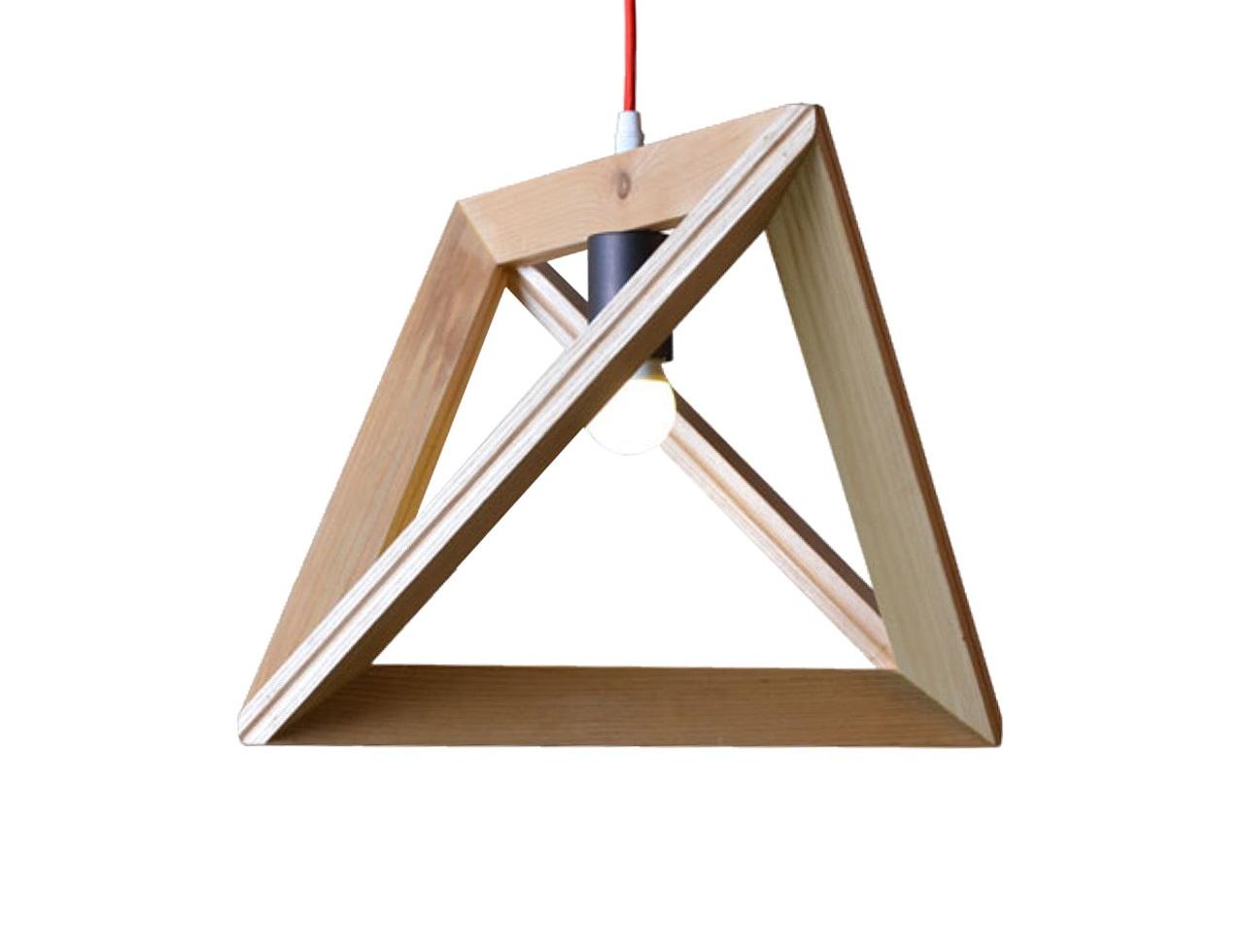 Люстра Diagona Long ChandelierПодвесные светильники<br>&amp;quot;Diagona Long Chandelier&amp;quot; ? это то, что сможет разрушить ваше восприятие правильной геометрии. Светильник привлекает внимание интересными пропорциями, основывающимися на наклонных линиях. Они будоражат воображение, никак не желая укладываться в голове. Несмотря на нетривиальную конструкцию, люстра выглядит элегантно. Сдержанная отделка позволяет ей вписываться как в классические, так и в современные интерьеры.&amp;lt;div&amp;gt;&amp;lt;br&amp;gt;&amp;lt;/div&amp;gt;&amp;lt;div&amp;gt;Подвесной светильник на проводе красного цвета.&amp;lt;/div&amp;gt;&amp;lt;div&amp;gt;Плафон выполнен из светло-коричневого дерева.&amp;lt;/div&amp;gt;&amp;lt;div&amp;gt;Высота светильника регулируется.&amp;lt;/div&amp;gt;&amp;lt;div&amp;gt;Цоколь: E27&amp;lt;/div&amp;gt;&amp;lt;div&amp;gt;Мощность: 40W&amp;lt;/div&amp;gt;&amp;lt;div&amp;gt;Количество ламп: 1&amp;lt;/div&amp;gt;&amp;lt;div&amp;gt;Лампа в комплект не входит&amp;lt;/div&amp;gt;<br><br>Material: Дерево<br>Height см: 31<br>Diameter см: 59