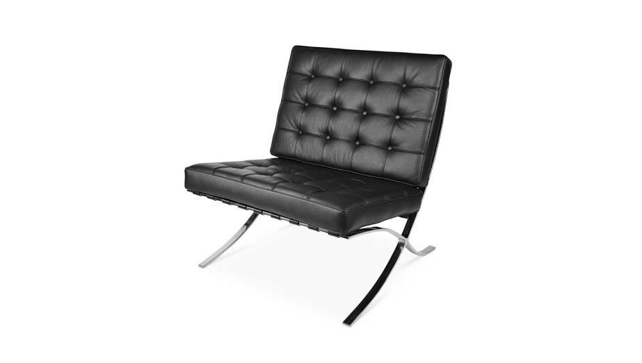 Кресло BarcelonaКожаные кресла<br>&amp;quot;Barcelona&amp;quot; ? классика минимализма, которая на протяжении больше 80 лет не выходит из моды. Этому способствует безупречное оформление, основанное на правильной геометрии квадрата. Строгие формы, созданные архитектором Людвигом Мис ван дер Роэ еще в 1929 году, до сих пор являются актуальными. Они идеально подходят для современных интерьеров, отличающихся аскетизмом и сдержанностью.&amp;amp;nbsp;&amp;lt;div&amp;gt;&amp;lt;br&amp;gt;&amp;lt;/div&amp;gt;&amp;lt;div&amp;gt;Варианты отделки:&amp;lt;/div&amp;gt;&amp;lt;div&amp;gt;&amp;lt;ul&amp;gt;&amp;lt;li&amp;gt;&amp;lt;span style=&amp;quot;line-height: 1.78571;&amp;quot;&amp;gt;Эко-кожа. Вы можете выбрать один из 11 благородных оттенков.&amp;lt;/span&amp;gt;&amp;lt;br&amp;gt;&amp;lt;/li&amp;gt;&amp;lt;li&amp;gt;&amp;lt;span style=&amp;quot;line-height: 1.78571;&amp;quot;&amp;gt;Текстиль коллекций Paris и Furor. Износостойкая ткань насыщенных оттенков.&amp;lt;/span&amp;gt;&amp;lt;br&amp;gt;&amp;lt;/li&amp;gt;&amp;lt;/ul&amp;gt;&amp;lt;/div&amp;gt;&amp;lt;div&amp;gt;Ножки кресла комплектуются прозрачными пластиковыми наконечниками, которые защищают твердые напольные покрытия от повреждений.&amp;lt;/div&amp;gt;&amp;lt;div&amp;gt;Срок изготовления: 20-25 рабочих дней после оплаты заказа.&amp;lt;/div&amp;gt;<br><br>Material: Кожа<br>Length см: 76<br>Width см: 76<br>Depth см: 47<br>Height см: 82