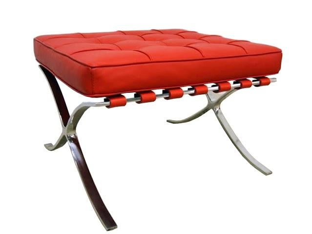 Оттоманка BarcelonaБанкетки<br>Трудно представить себе лучшее дополнение для кресла &amp;quot;Barcelona&amp;quot;! Эта оттоманка, изготовленная в таком же минималистичном дизайне, прекрасно подчеркнет очарование аскетичного оформления и сделает отдых более комфортным. Разработанная немецким архитектором-модернистом Людвигом Мис ван дер Роэ в 1929 году, она по сей день выглядит актуально. Строгий силуэт, строящийся на идеальных пропорциях квадрата, уже более 80 лет не выходит из моды. Отделка ярко-красной эко-кожей придает узнаваемым очертания особую эффектность.&amp;lt;div&amp;gt;&amp;lt;br&amp;gt;&amp;lt;/div&amp;gt;&amp;lt;div&amp;gt;Для изготовления используется эко-кожа.&amp;lt;/div&amp;gt;&amp;lt;div&amp;gt;&amp;lt;span style=&amp;quot;line-height: 1.78571;&amp;quot;&amp;gt;Вы можете выбрать один из 11 &amp;amp;nbsp;оттенков.&amp;lt;/span&amp;gt;&amp;lt;/div&amp;gt;&amp;lt;div&amp;gt;&amp;lt;span style=&amp;quot;line-height: 1.78571;&amp;quot;&amp;gt;Ножки оттоманки комплектуются прозрачными пластиковыми наконечниками, которые защищают твердые напольные покрытия от повреждений.&amp;lt;/span&amp;gt;&amp;lt;/div&amp;gt;&amp;lt;div&amp;gt;&amp;lt;span style=&amp;quot;line-height: 1.78571;&amp;quot;&amp;gt;Срок изготовления: 20-25 рабочих дней после оплаты заказа.&amp;lt;/span&amp;gt;&amp;lt;br&amp;gt;&amp;lt;/div&amp;gt;<br><br>Material: Кожа<br>Length см: 61<br>Width см: 54<br>Height см: 42