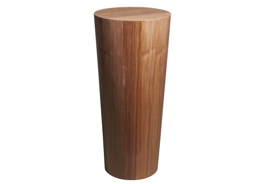 КонсольИнтерьерные консоли<br><br><br>Material: Дерево<br>Height см: 90<br>Diameter см: 40