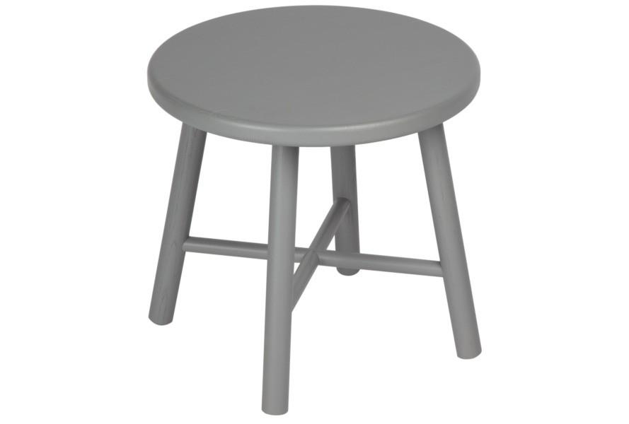 Стол журнальный Nord side tableЖурнальные столики<br><br><br>Material: Ясень<br>Height см: 47<br>Diameter см: 50