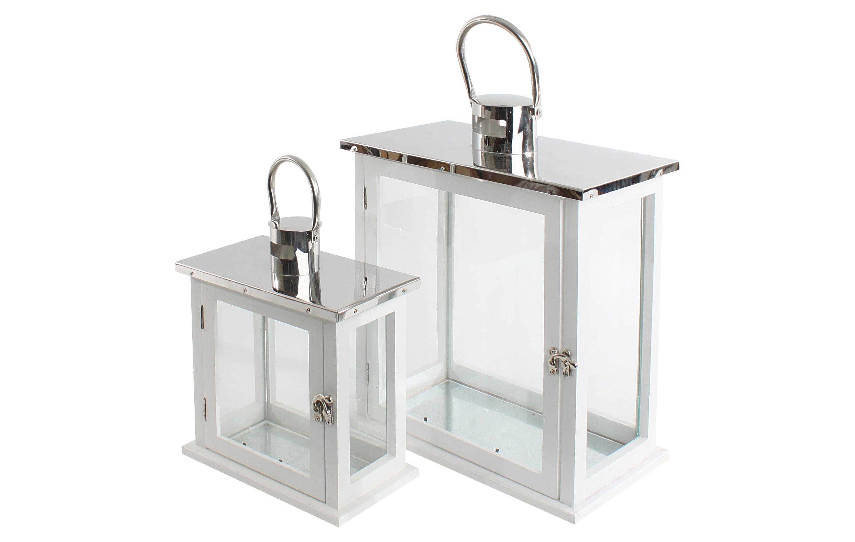 Сет из двух фонарейДругое<br>&amp;lt;div&amp;gt;Этот оригинальный декор подстать элегантным интерьерам, где каждой детали отведана своя роль. Фонарики выполнены в виде стеклянных коробов и отделаны металлической фурнитурой. Набор может отлично сочетаться с модерновыми аксессуарами и роскошной мебелью. &amp;amp;nbsp;&amp;lt;br&amp;gt;&amp;lt;/div&amp;gt;&amp;lt;div&amp;gt;&amp;lt;br&amp;gt;&amp;lt;/div&amp;gt;&amp;lt;div&amp;gt;Размеры фонариков:&amp;lt;/div&amp;gt;&amp;lt;div&amp;gt;1.длина: 22 см ширина: 13 см высота: 30 см&amp;lt;/div&amp;gt;&amp;lt;div&amp;gt;2.длина: 31,5 см ширина: 18,5 см высота: 40,5 см&amp;lt;/div&amp;gt;<br><br>Material: Дерево<br>Ширина см: 31.5<br>Высота см: 40.5<br>Глубина см: 18.5
