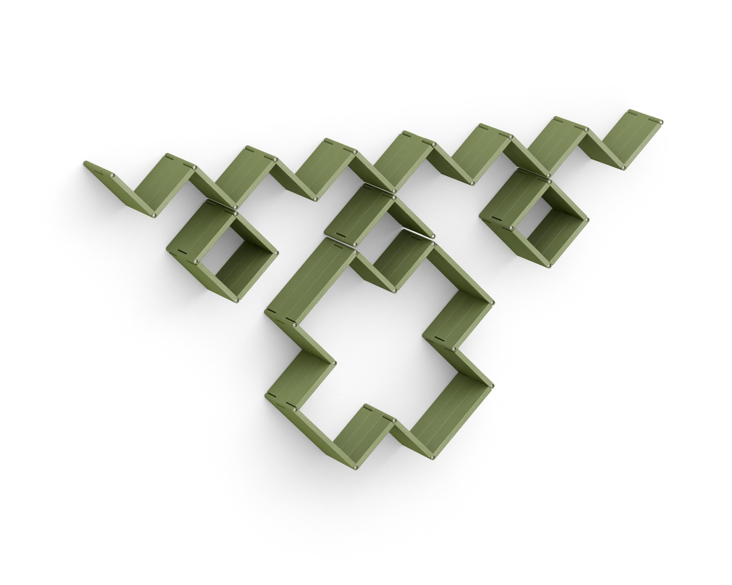 Полка-конструктор LATITUDE Flex Shelf set 177Полки<br>&amp;quot;Latitude Flex Shelf Set 177&amp;quot; ? абстракция, которая завораживает и манит. Сделать ее еще более притягательной ? в ваших силах. Деревянную конструкцию, оснащенную современными креплениями, вы можете собирать в том порядке, который придется вам по душе. Это значит, что ничто не ограничивает вашу фантазию! Кроме окружающего пространства, оформления которого стоит придерживаться. Эклектичные скандинавские интерьеры с таким &amp;quot;конструктором&amp;quot; точно будут смотреться прекрасно.<br><br>Material: Ясень<br>Width см: 200<br>Depth см: 22<br>Height см: 105
